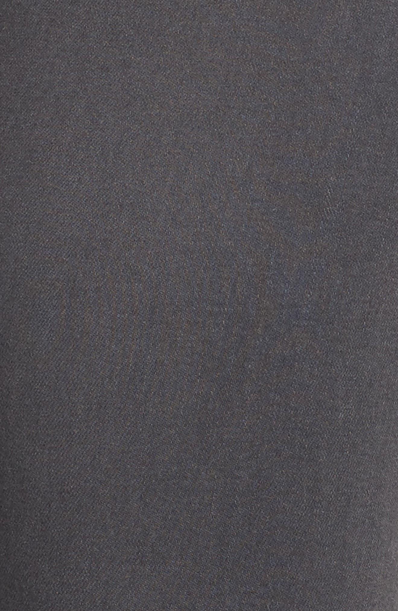 Alternate Image 5  - AG Farrah High WaistSkinny Jeans (4 Years Earl Grey)