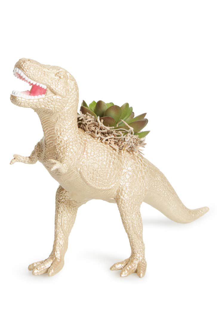 T-Rex Faux Planter