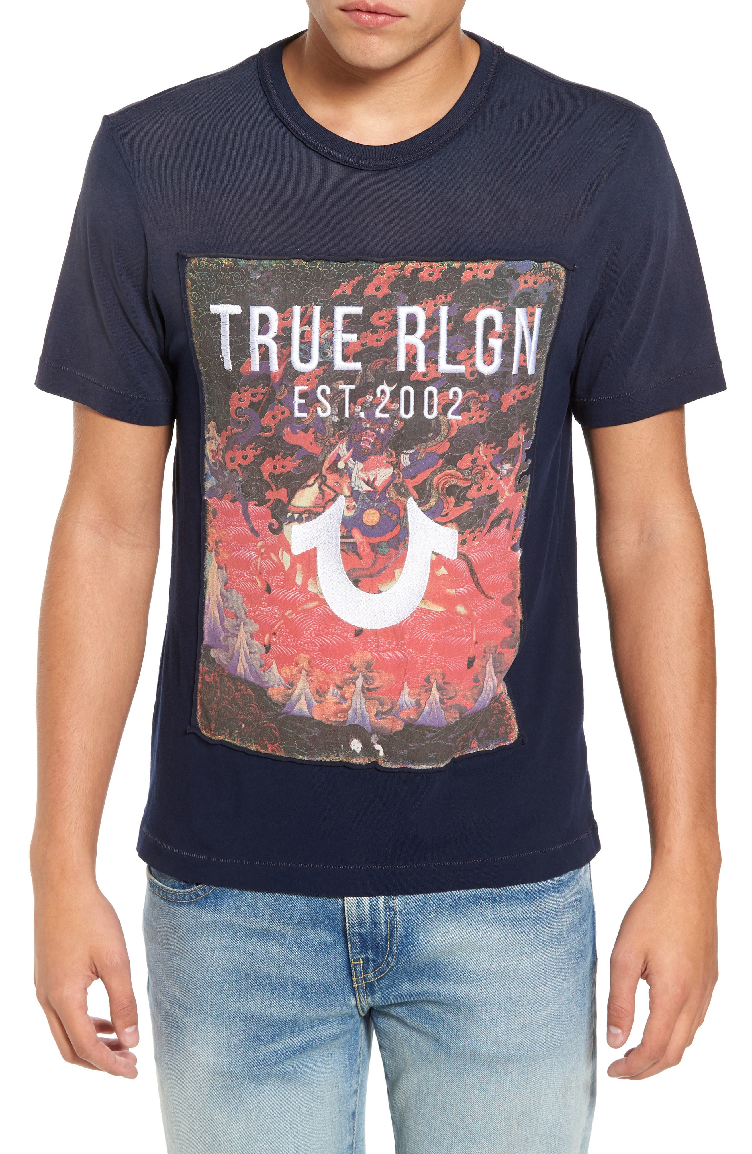 True Religion Brand Jeans 15th Anniversary T-Shirt