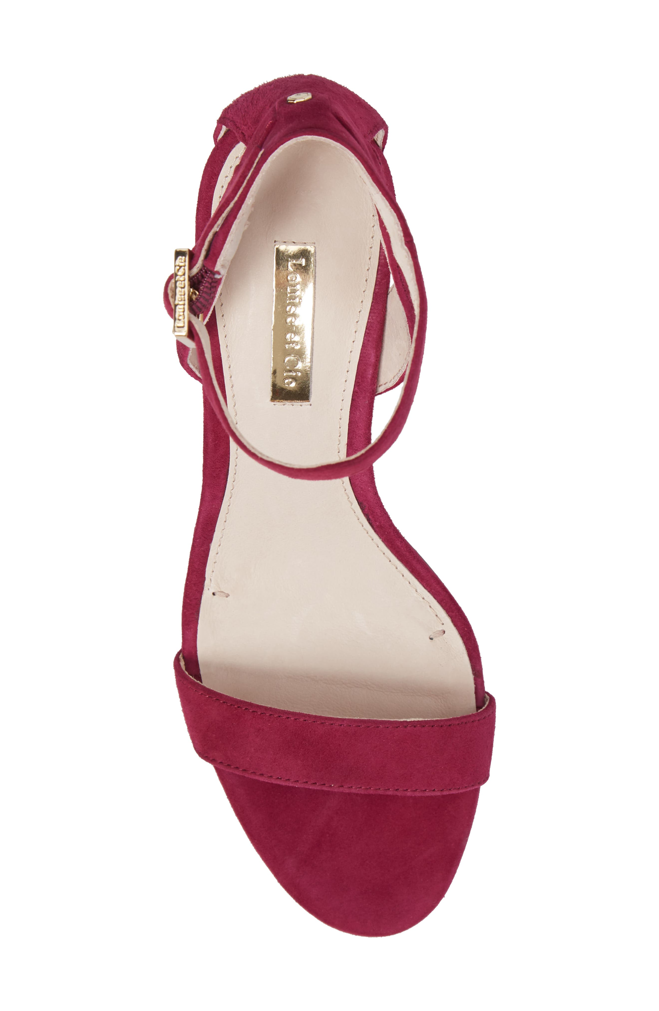 Alternate Image 5  - Louise et Cie 'Hyacinth' Ankle Strap Sandal (Women)