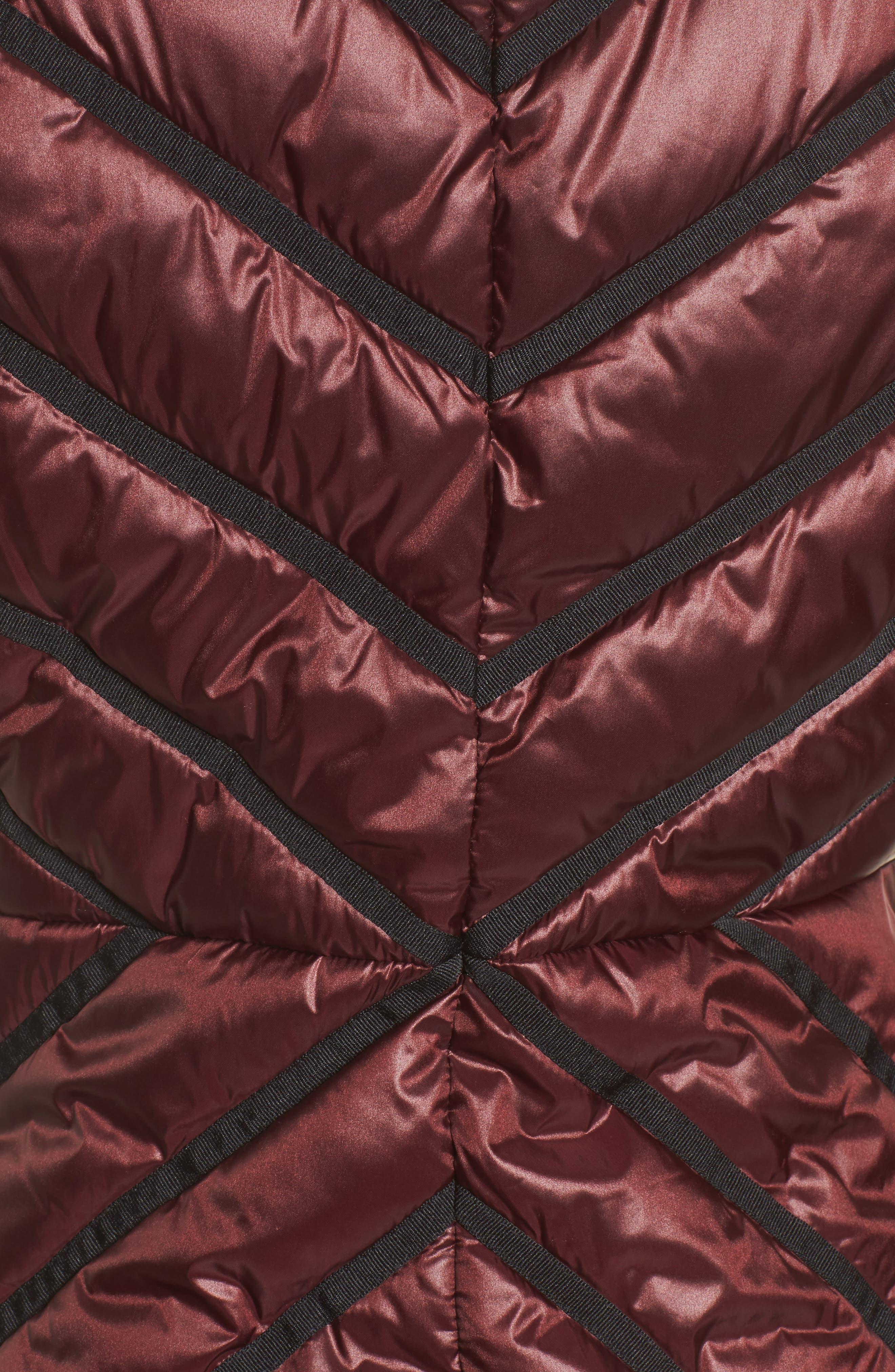 Alternate Image 6  - Marc New York Chevron Quilt Puffer Vest