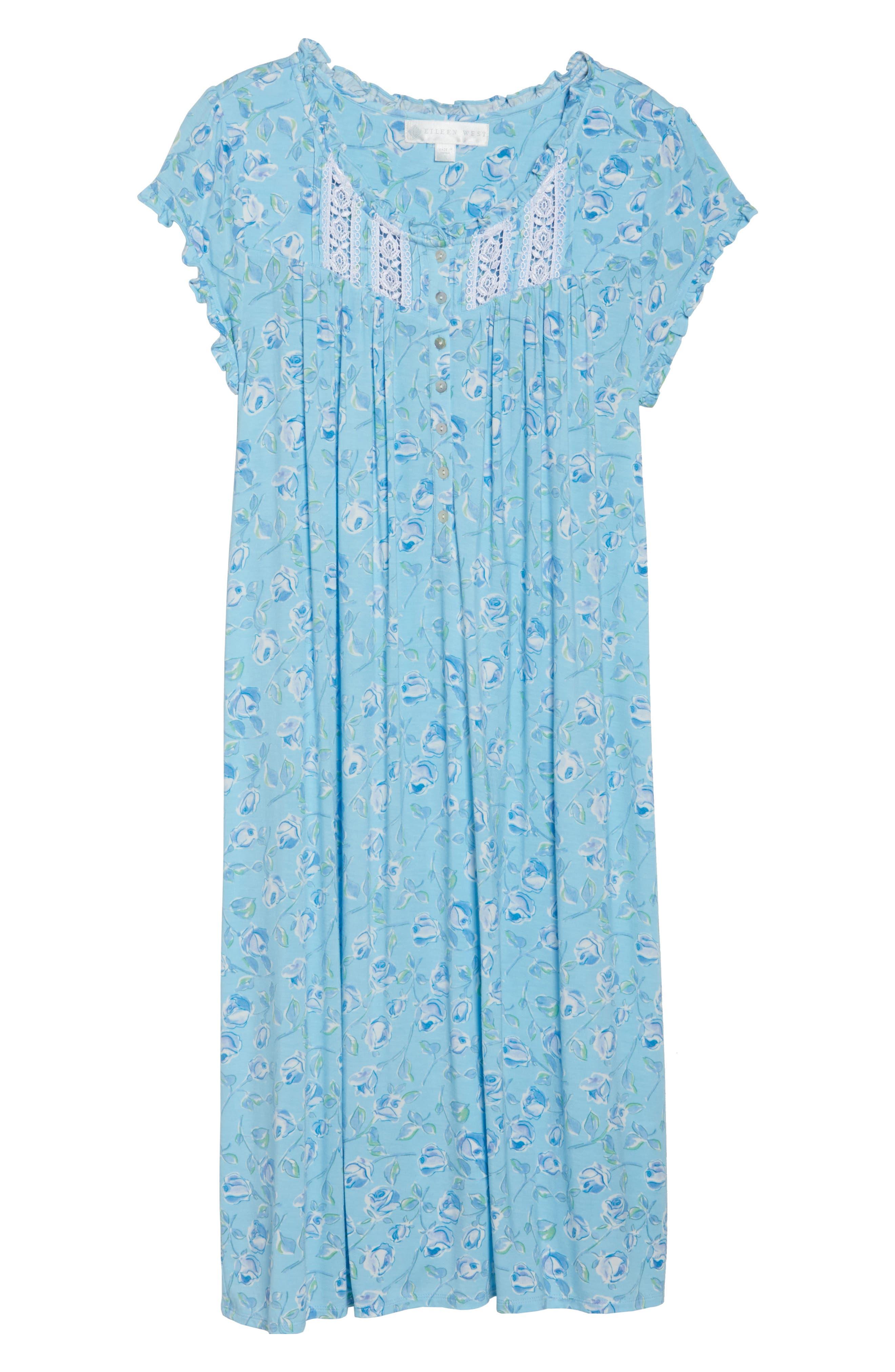 Alternate Image 4  - Eileen West Waltz Nightgown