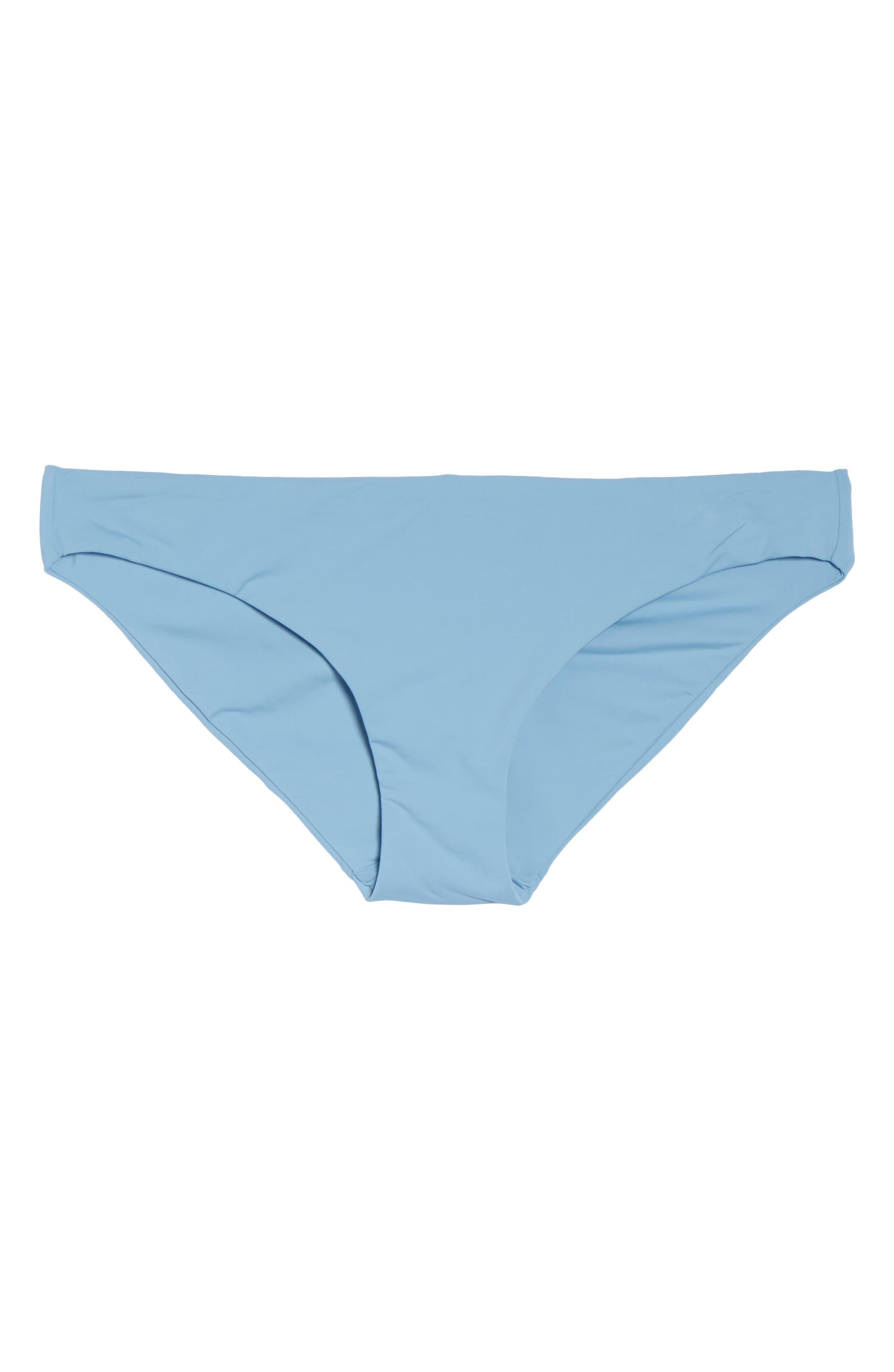 Active Bikini Bottoms,                             Alternate thumbnail 6, color,                             Blue Mist