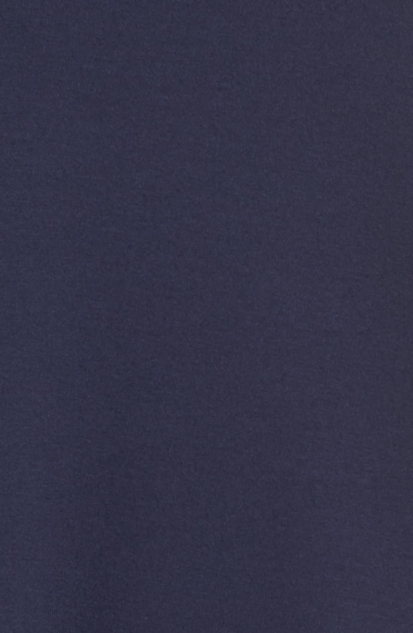 Sophie UPF 50+ Dress,                             Alternate thumbnail 5, color,                             True Navy