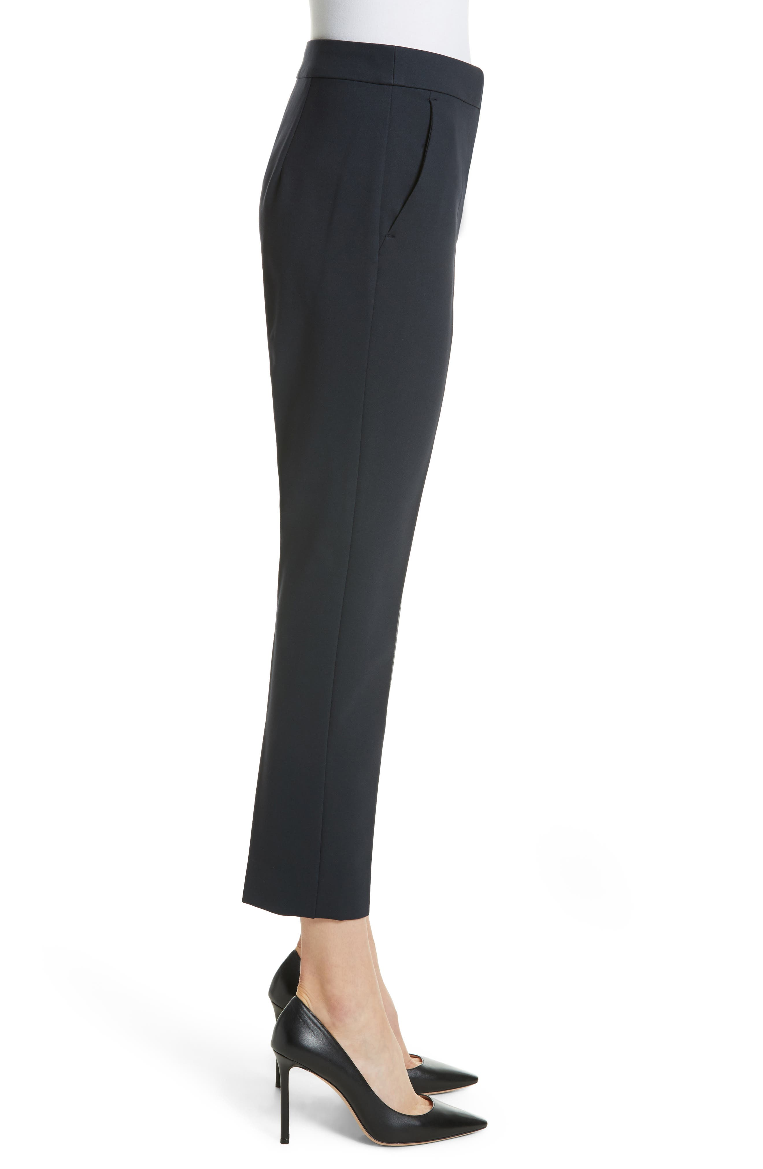 Alternate Image 3  - Max Mara Pegno Jersey Crop Pants