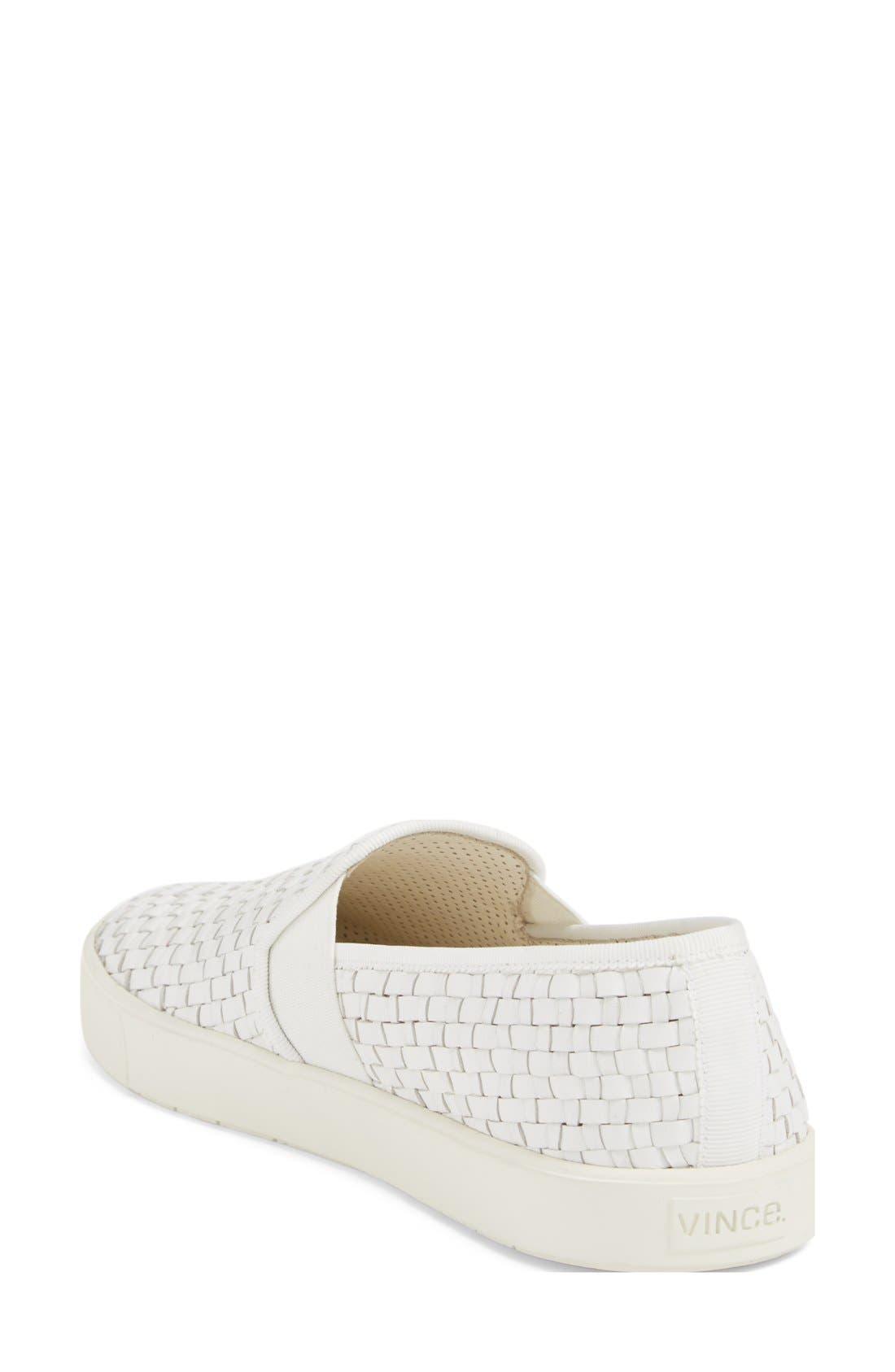 Alternate Image 2  - Vince 'Preston' Slip-On Sneaker (Online Only)