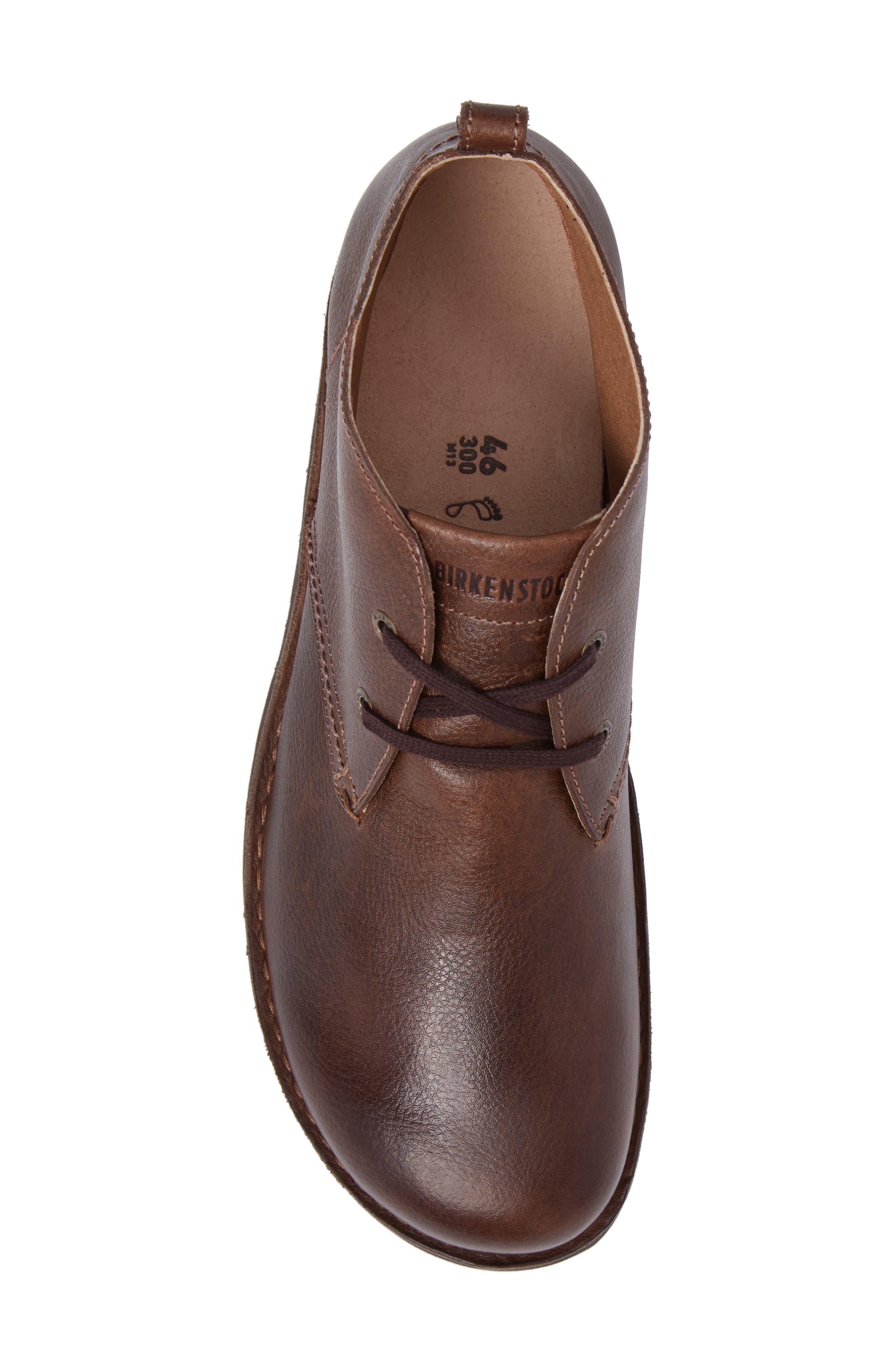 'Harris' Chukka Boot,                             Alternate thumbnail 5, color,                             Brown