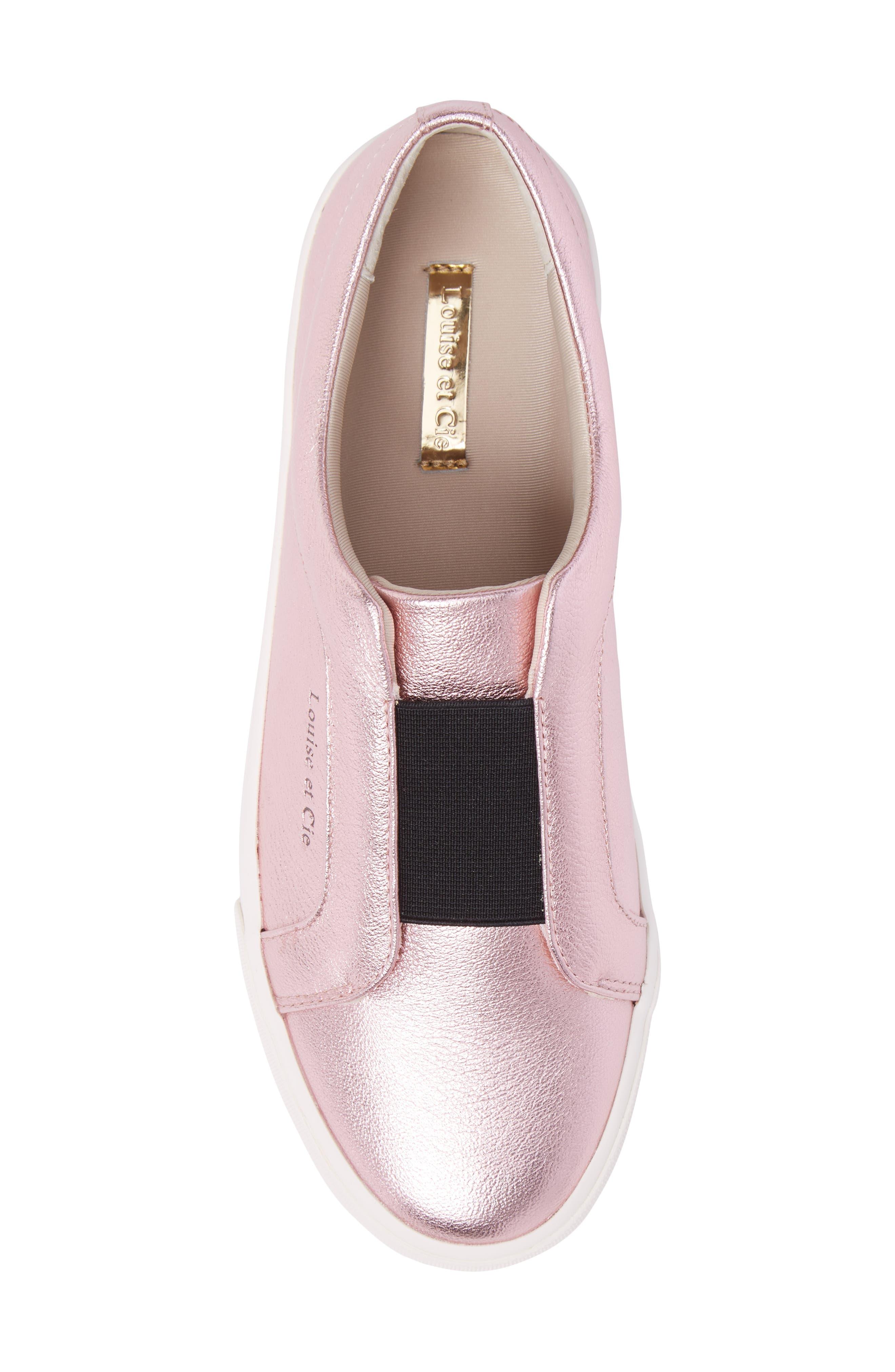 Alternate Image 5  - Louise et Cie Bette Slip-On Sneaker (Women)