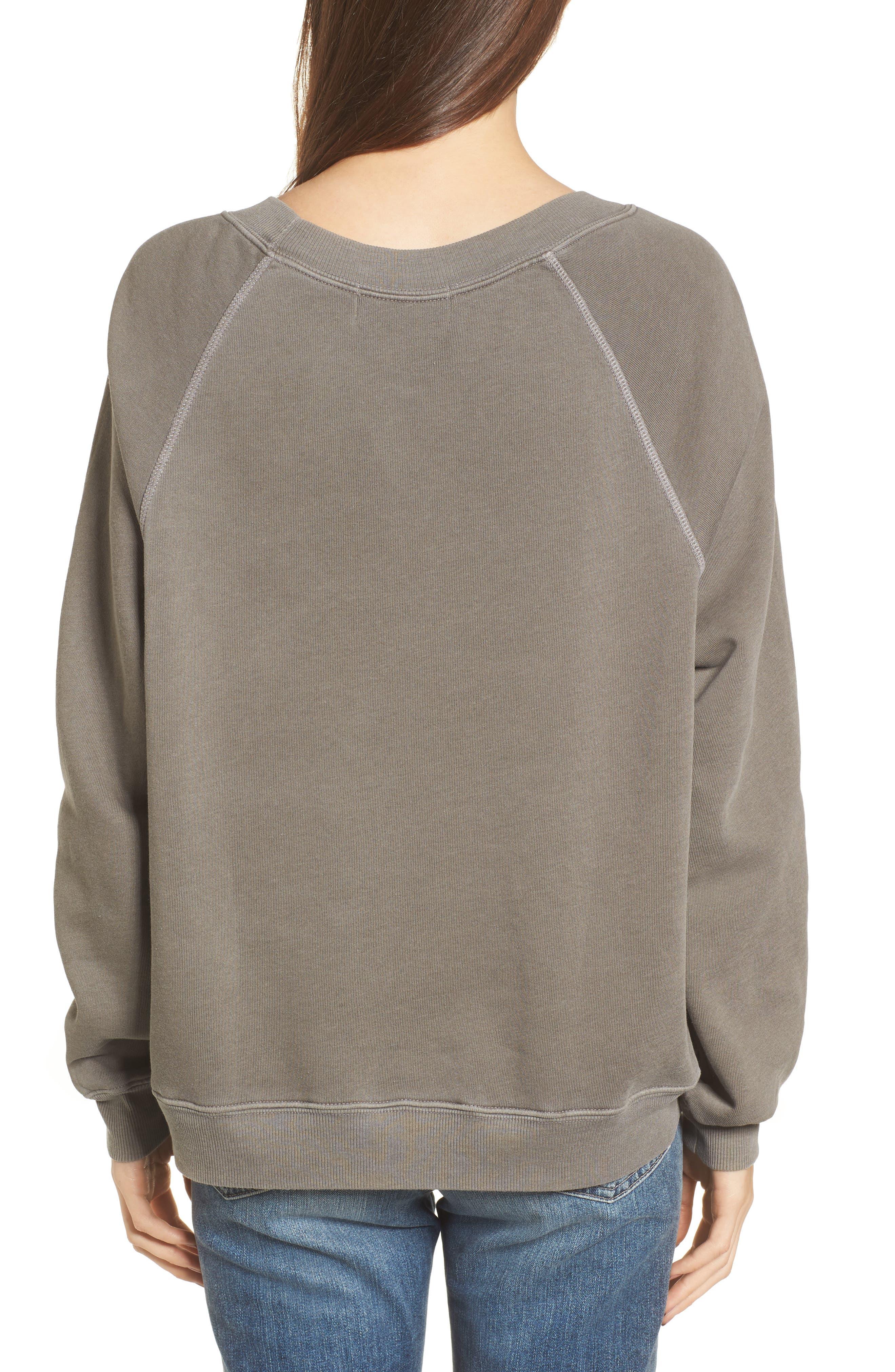 Alternate Image 2  - Wildfox Tender - Sommers Sweatshirt