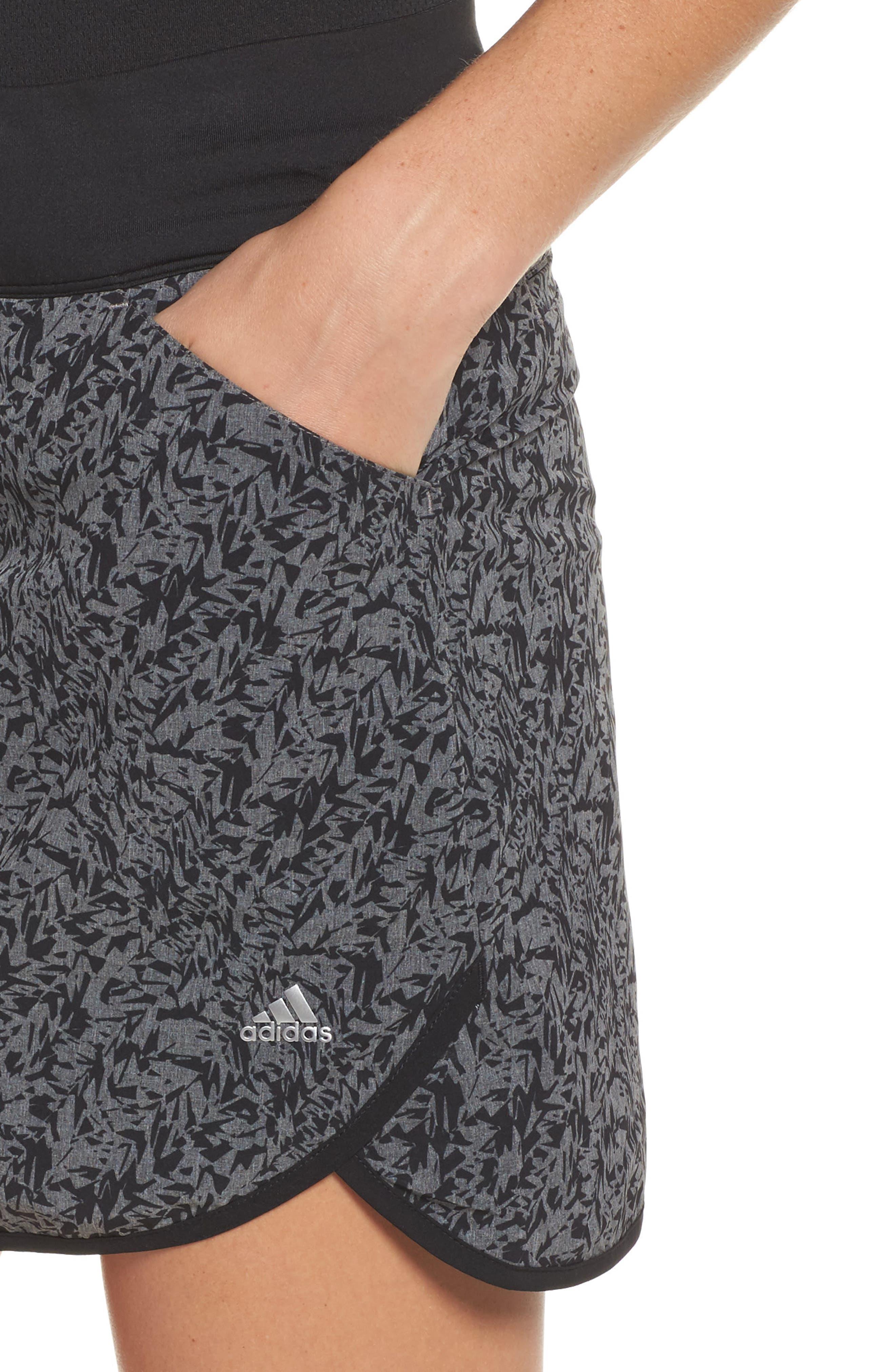 Rangewear Skort,                             Alternate thumbnail 4, color,                             Black