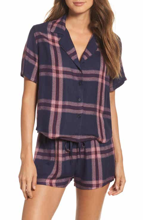 Rails Plaid Short Pajamas Top Reviews