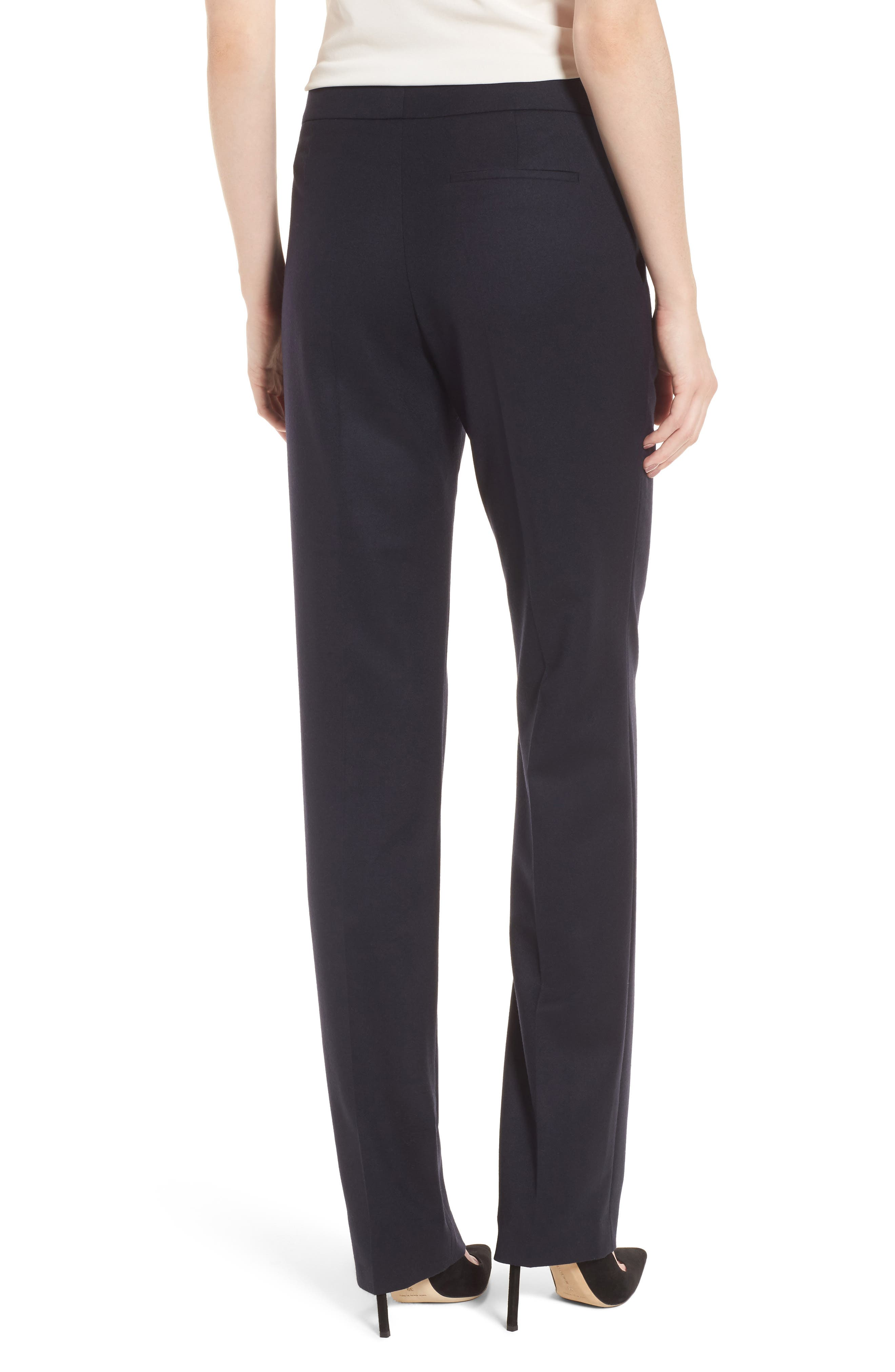 Tamea Pants,                             Alternate thumbnail 2, color,                             Navy