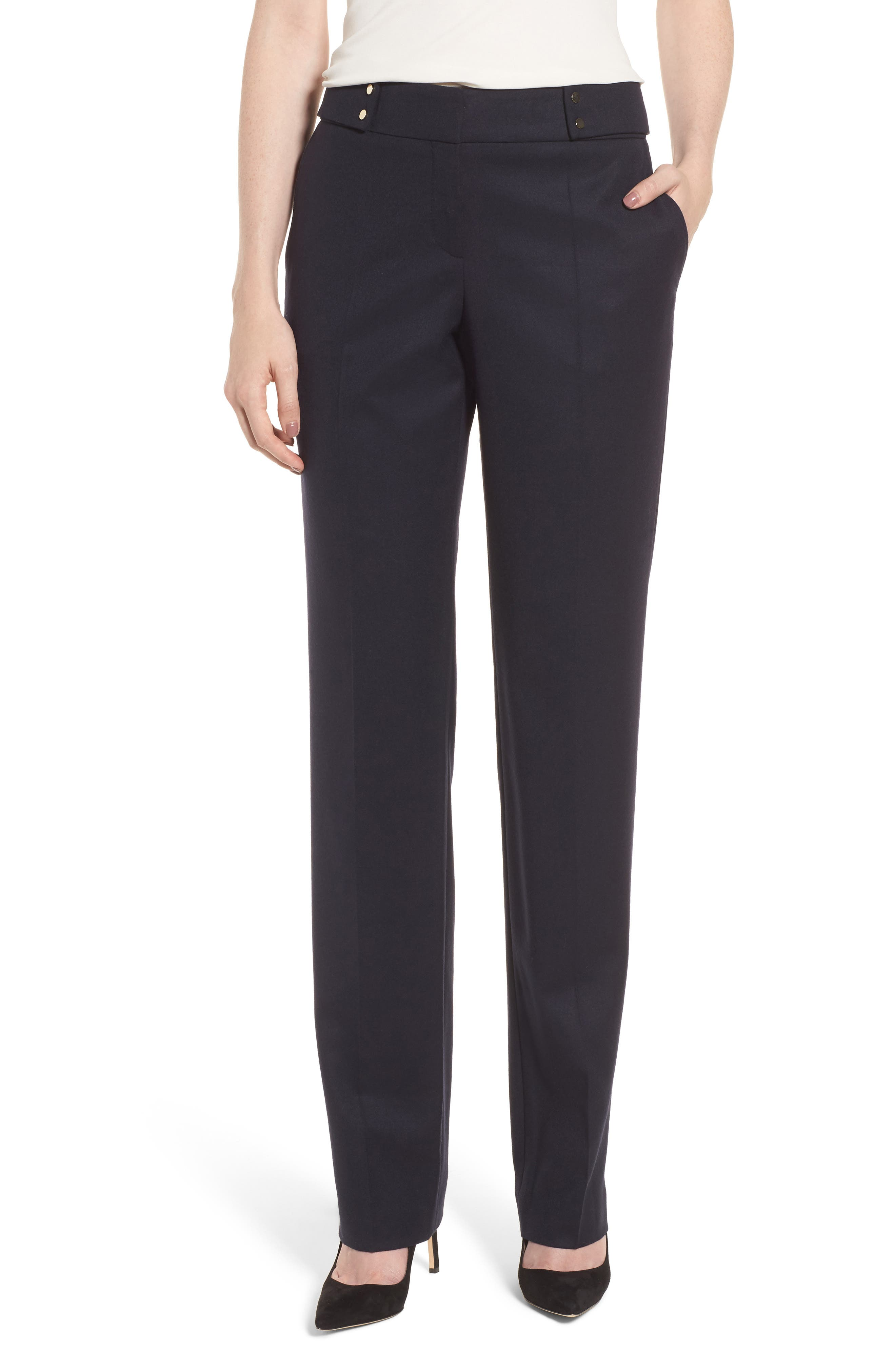 Tamea Pants,                         Main,                         color, Navy