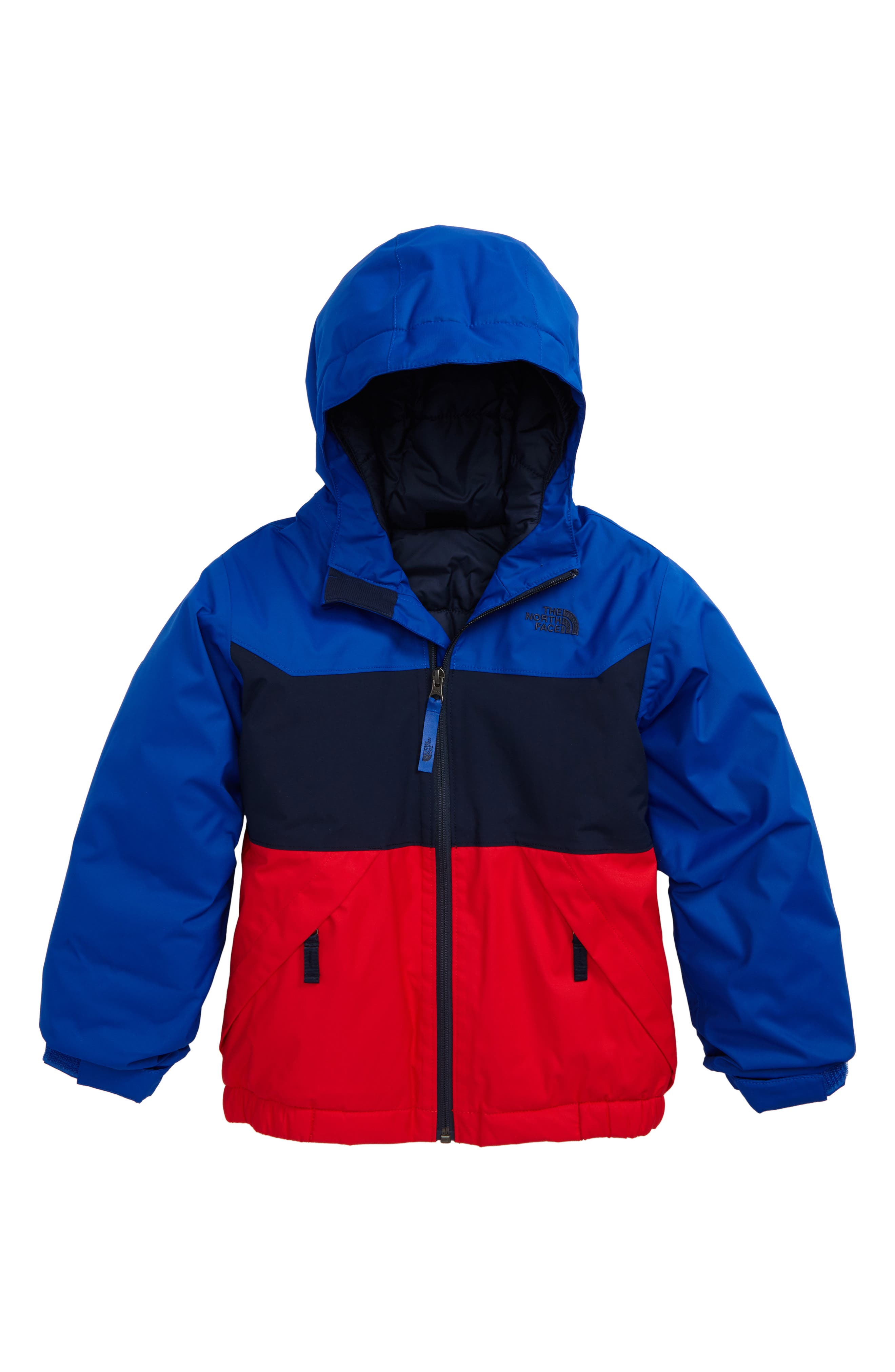 The North Face Brayden Heatseeker™ Insulated Waterproof & Windproof Jacket (Toddler Boys & Little Boys)