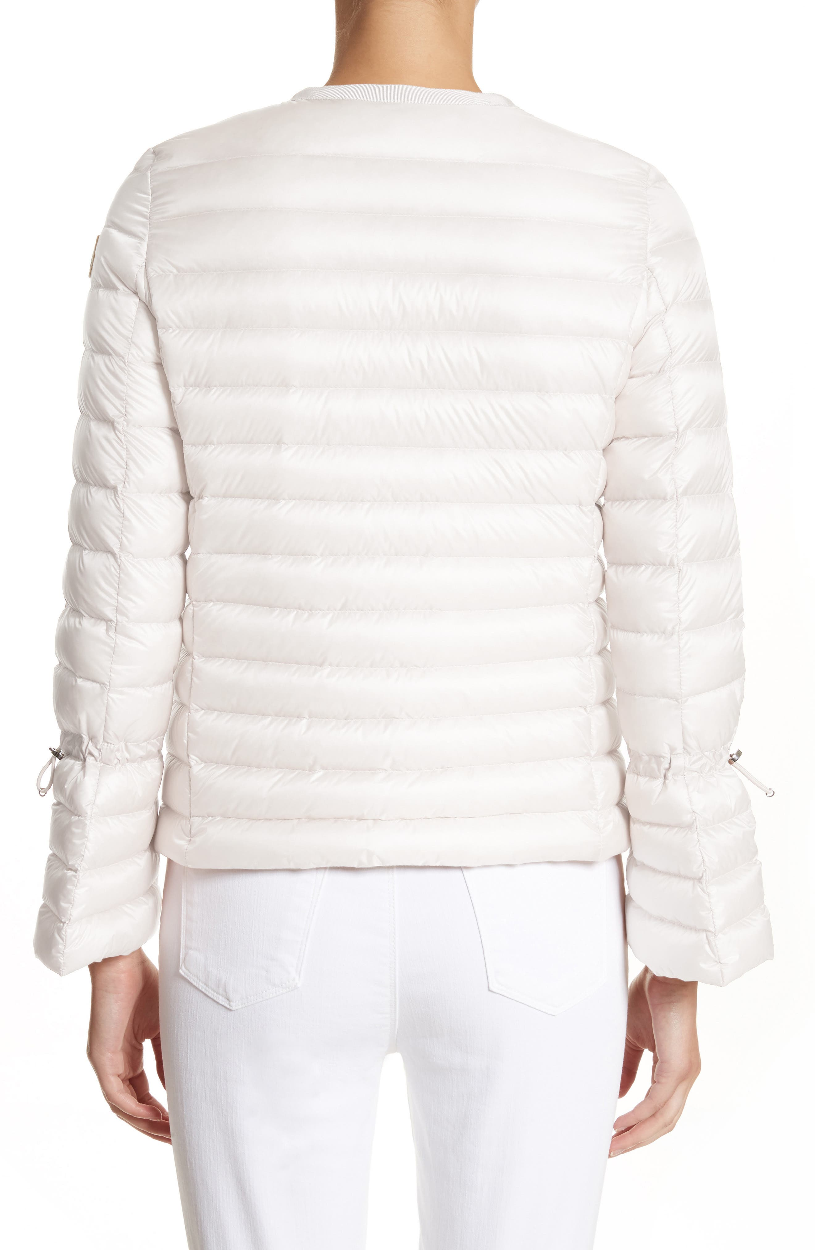Alternate Image 2  - Moncler Almandin Quilted Puffer Jacket