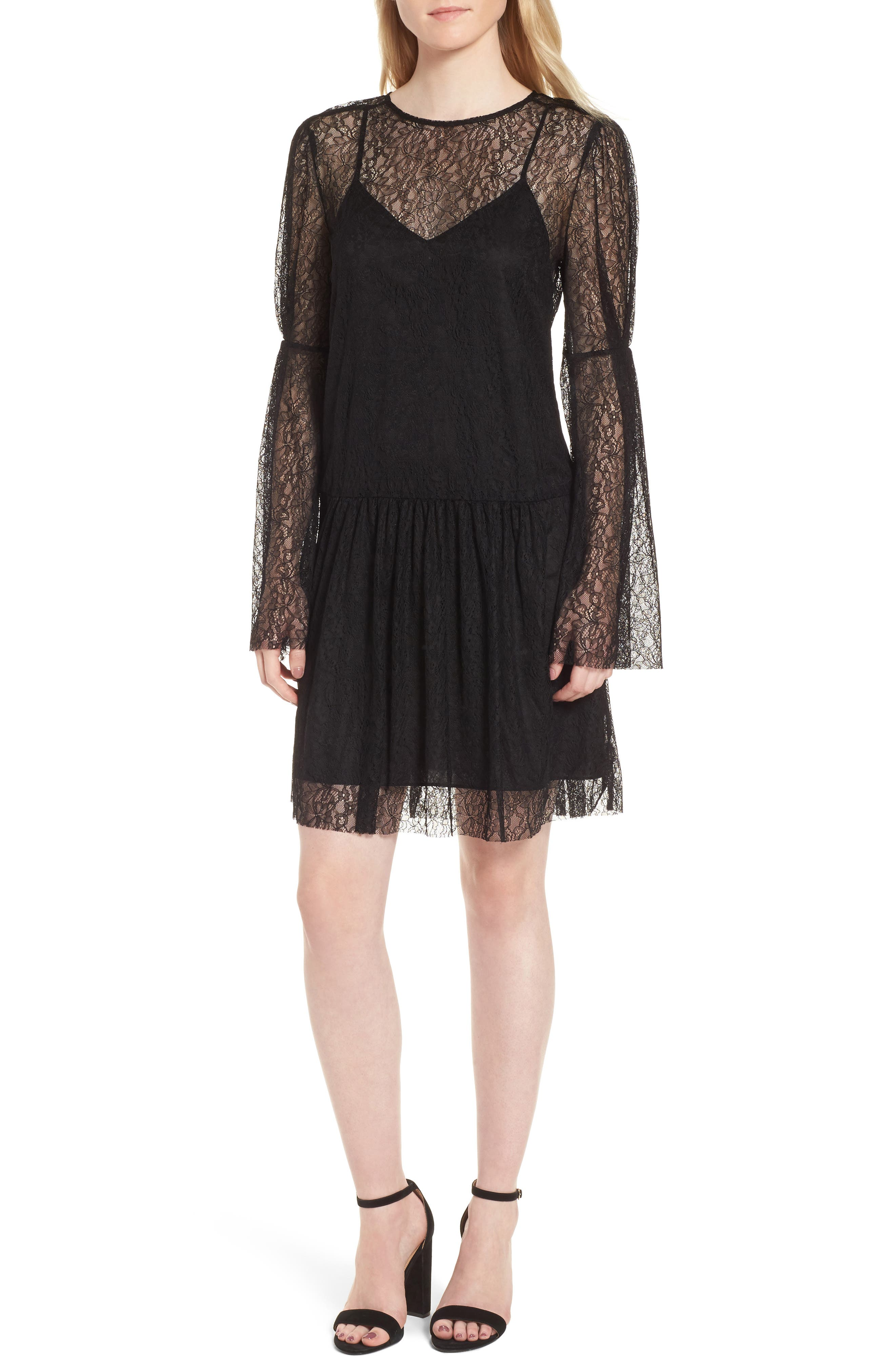 Alternate Image 1 Selected - Chelsea28 Lace Dress