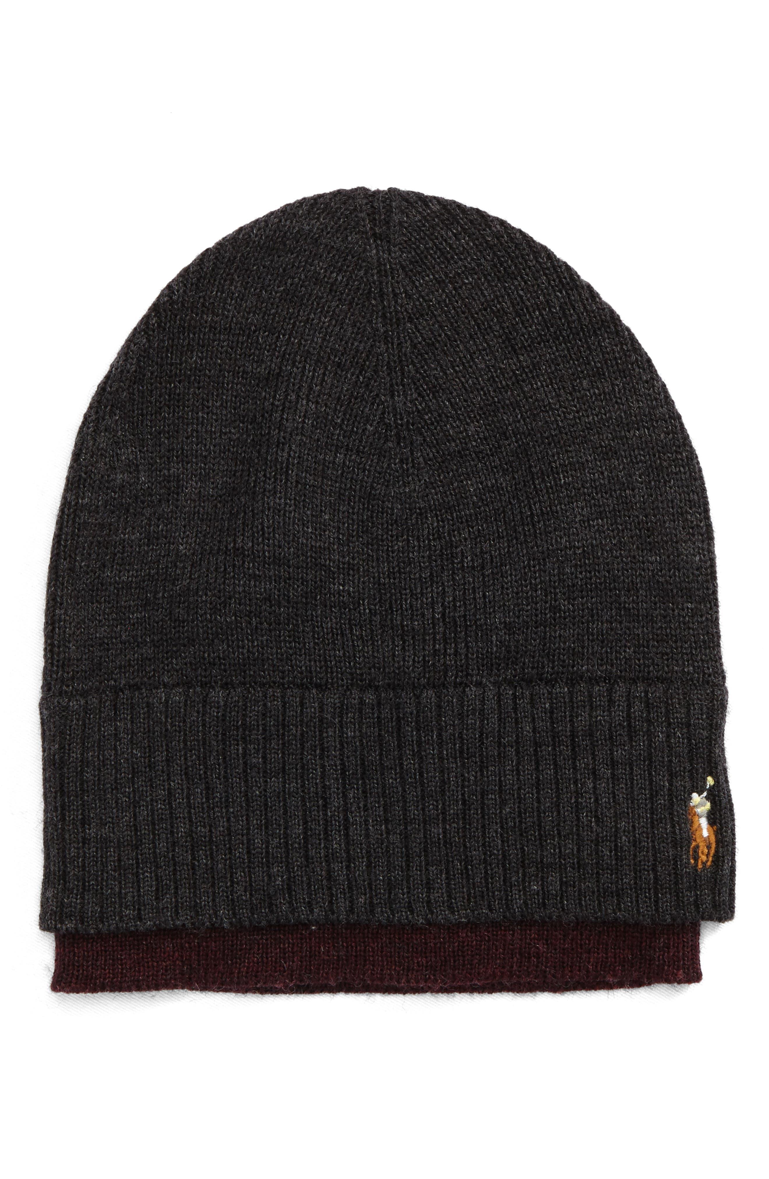 Polo Ralph Lauren Merino Wool Cap