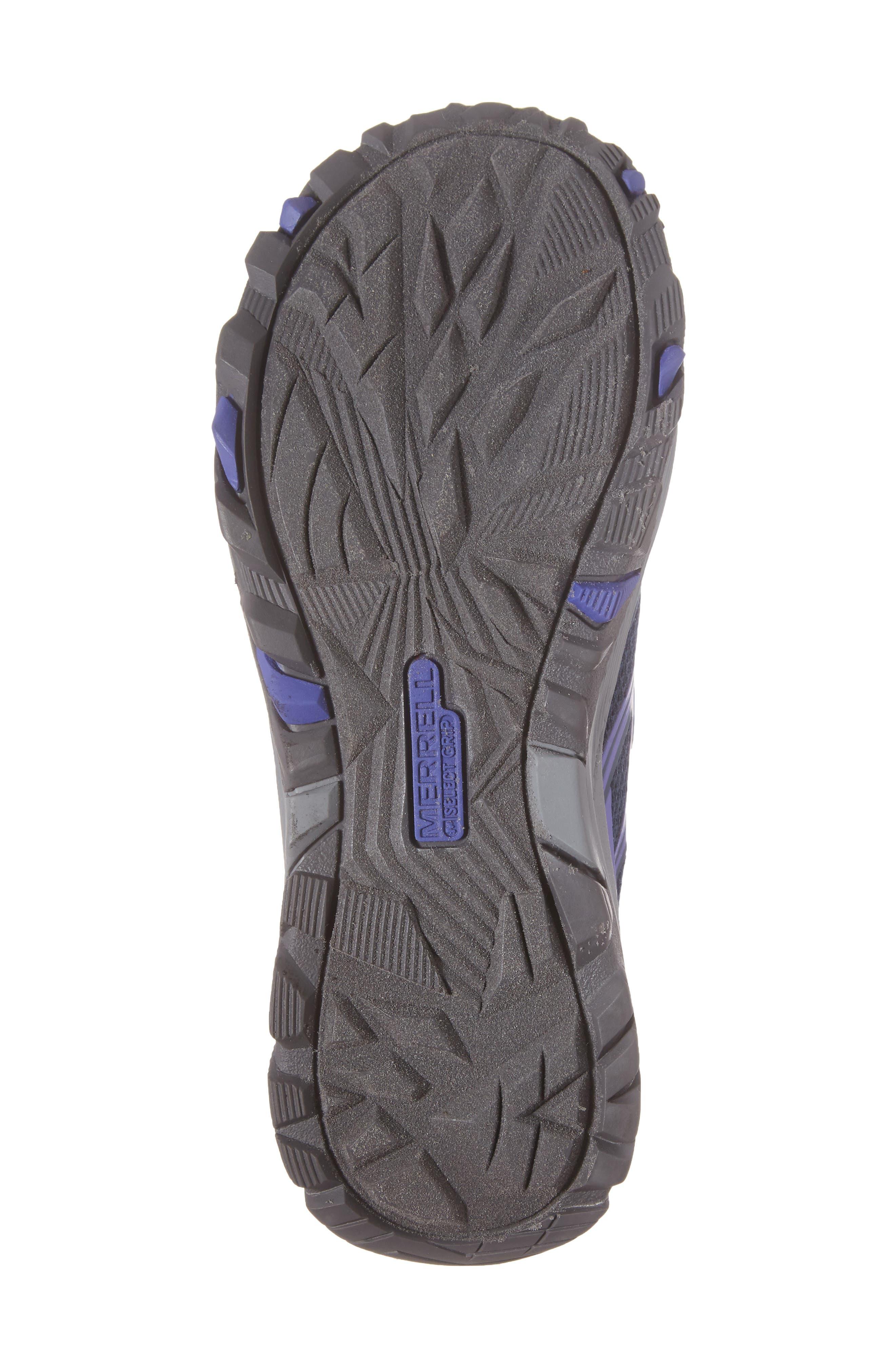 Alternate Image 6  - Merrell Moab FST Polar Mid Insulated Waterproof Sneaker Boot (Baby, Walker, Toddler, Little Kid & Big Kid)