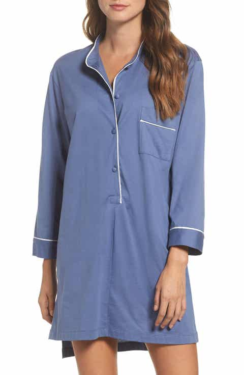 Natori Bliss Supima® Cotton Sleep Shirt