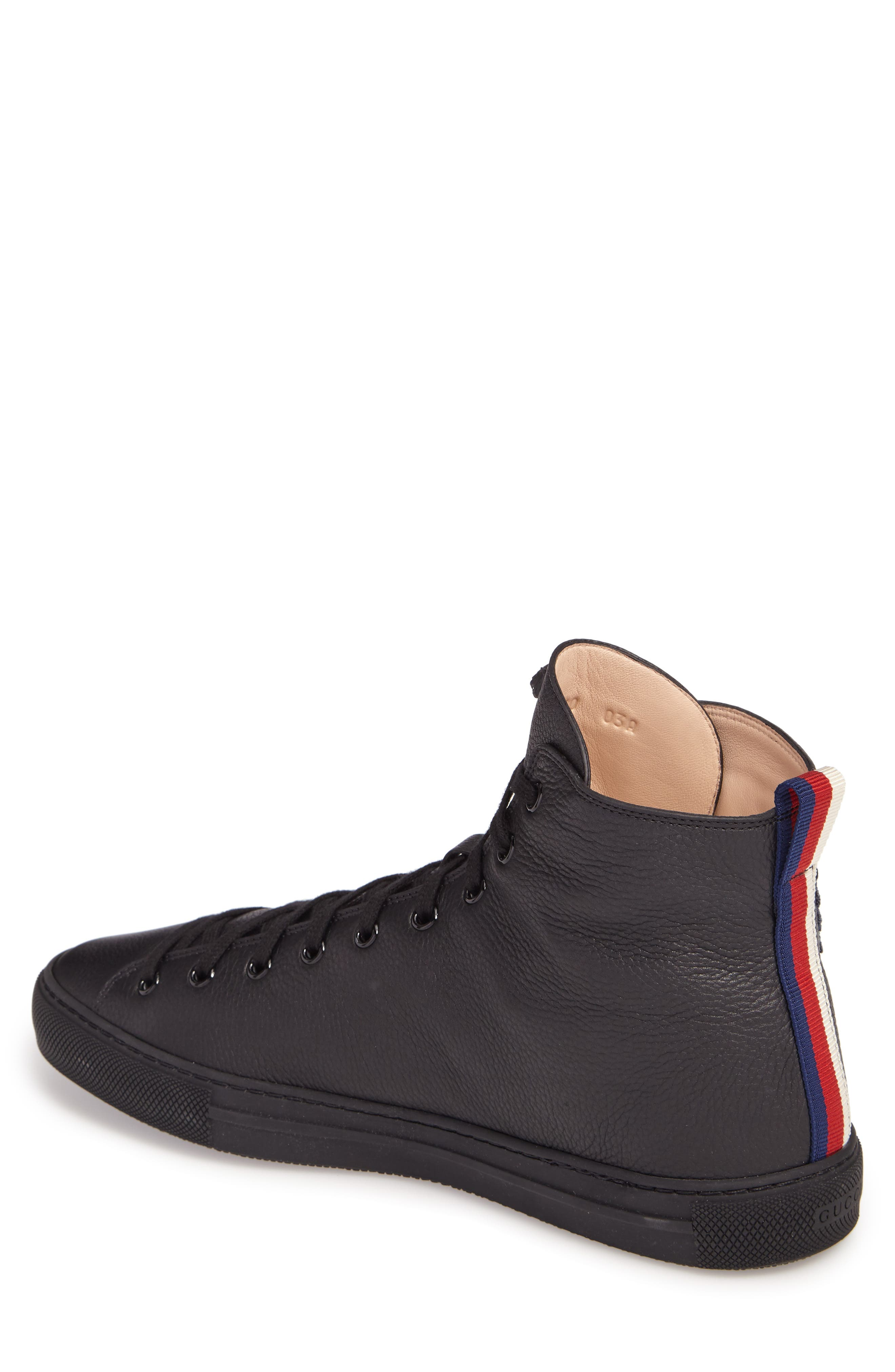 Alternate Image 2  - Gucci Major Angry Wolf Sneaker (Men)