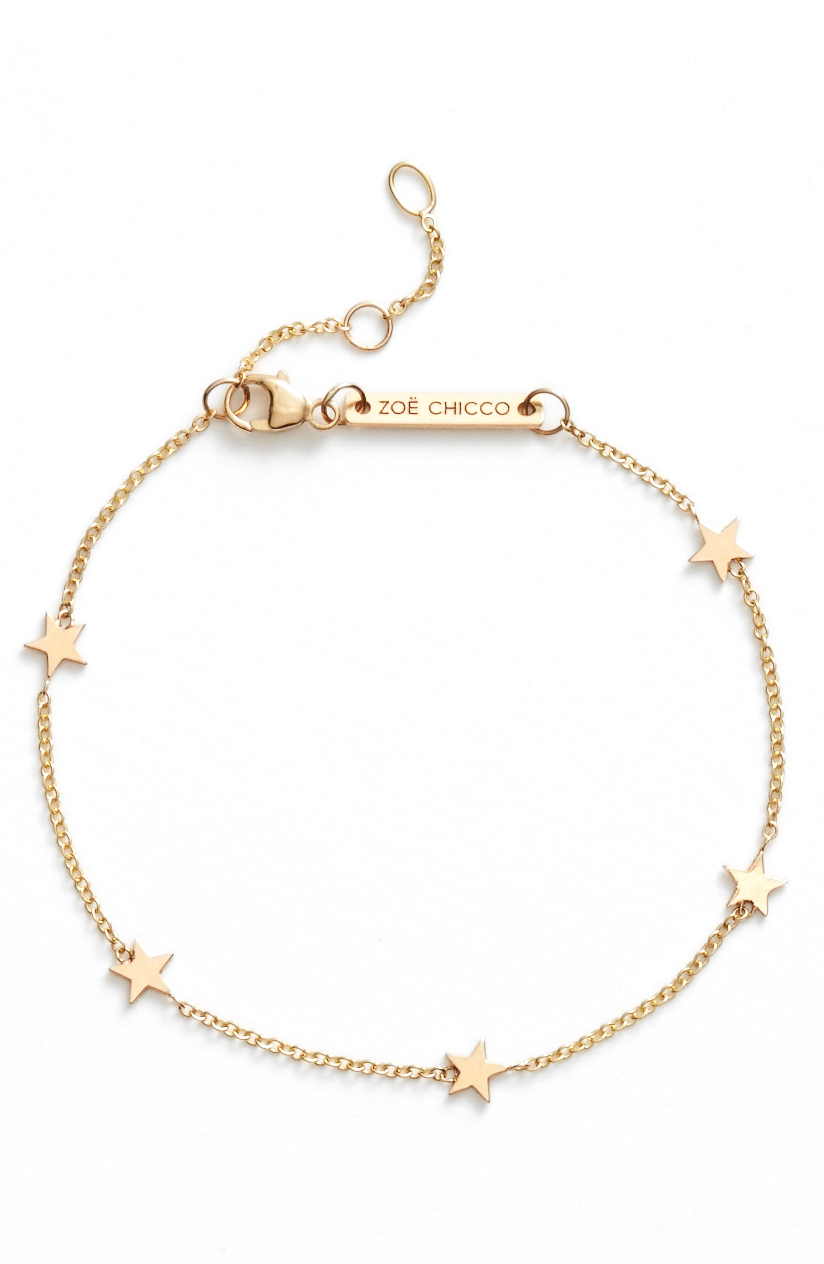 Zoë Chicco Star Station Bracelet