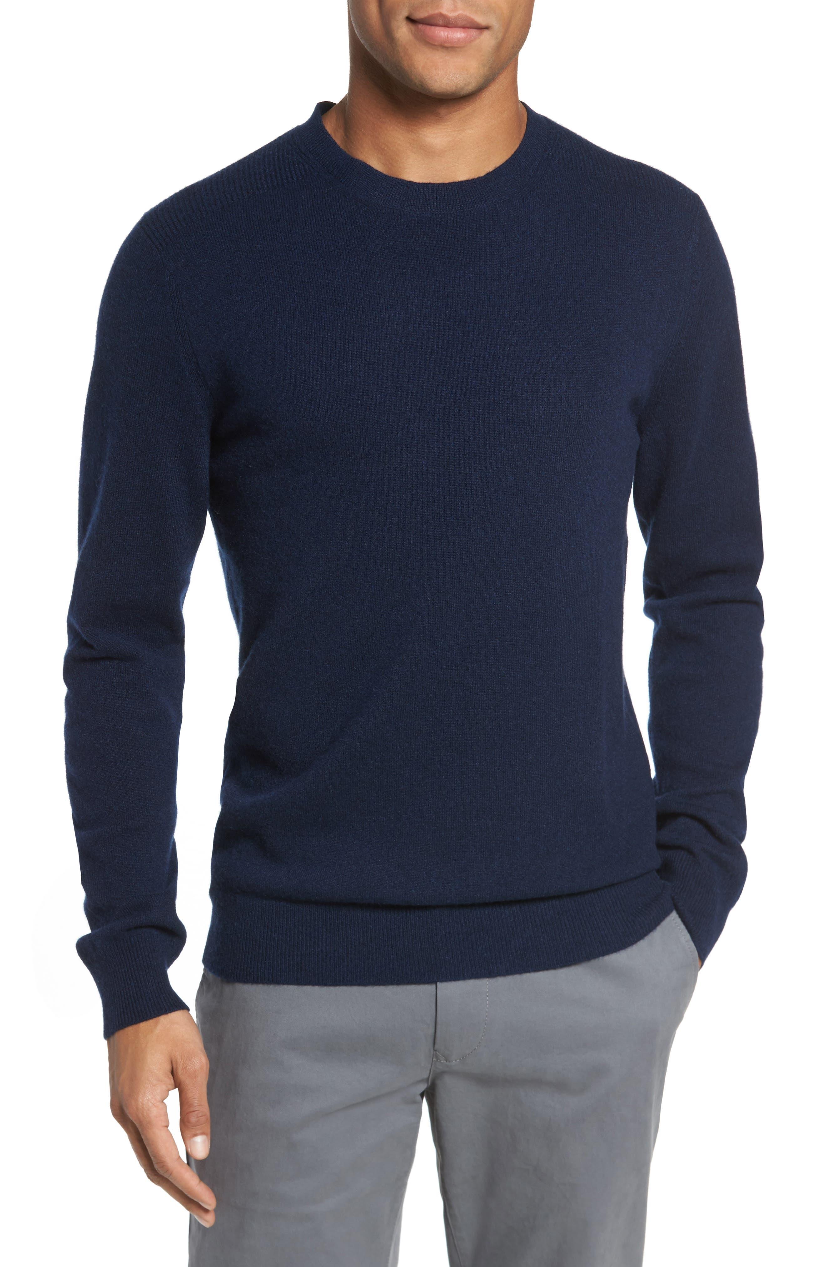 Bonobos Crewneck Cashmere Sweater