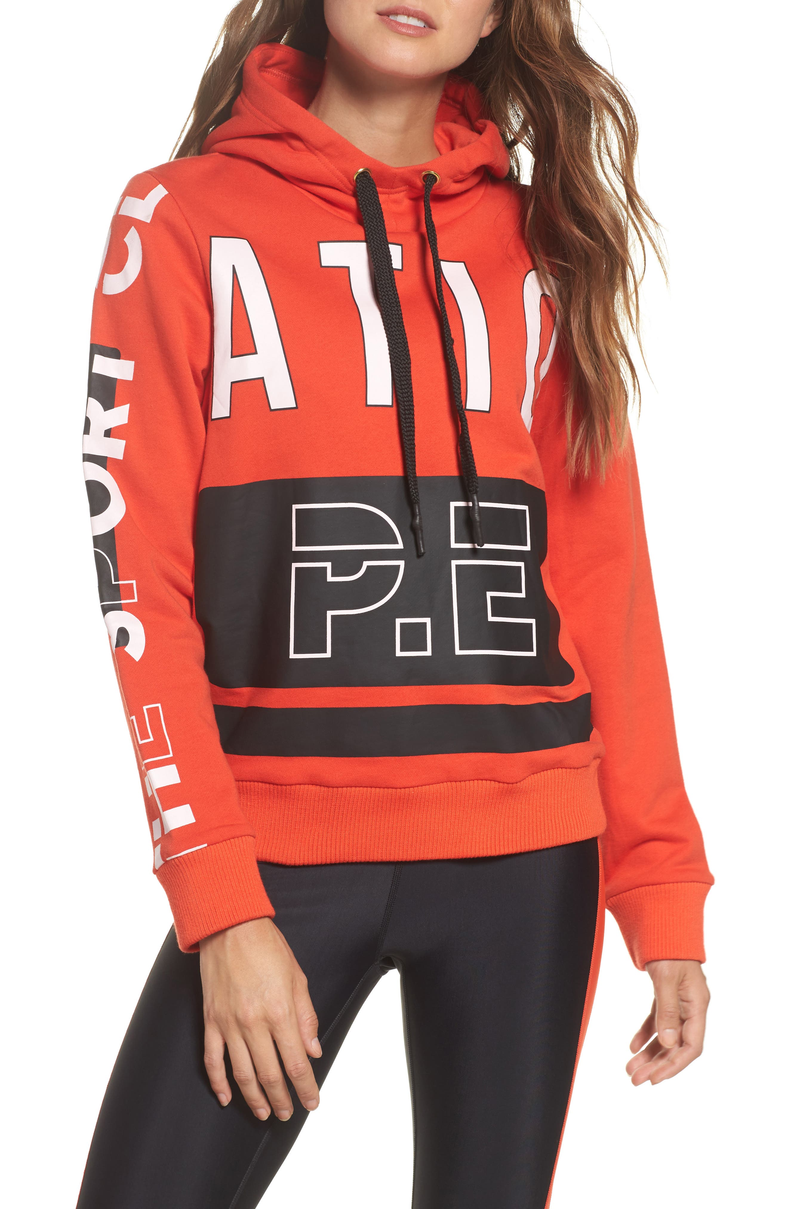 P.E Nation Free Hit Hooded Sweatshirt