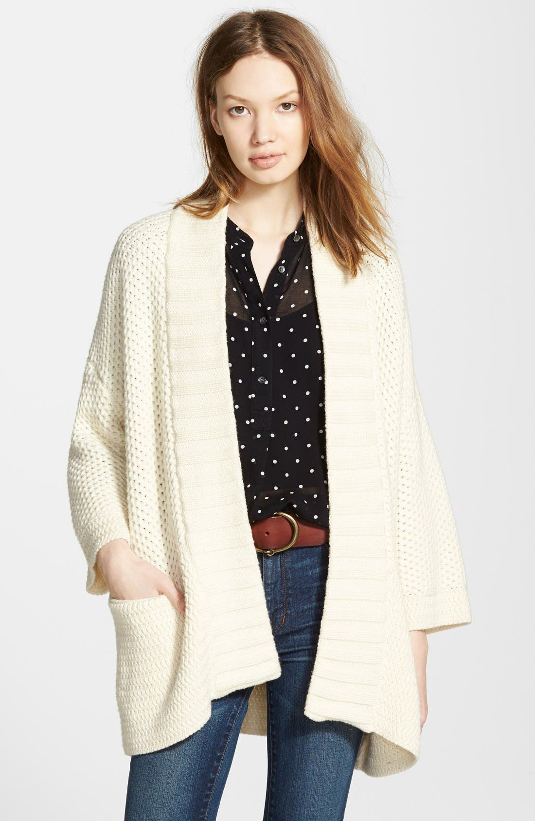 Madewell Kimono Cardigan Sweater | Nordstrom