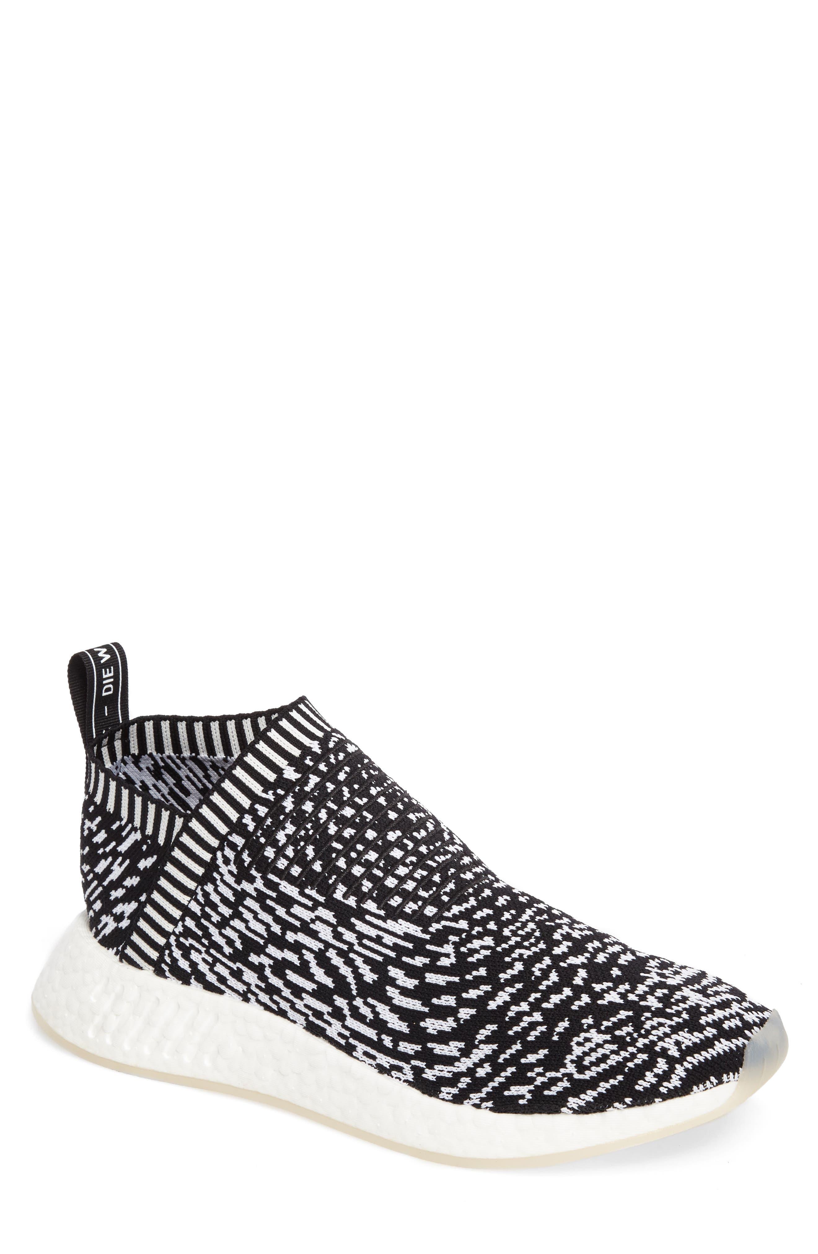 Alternate Image 1 Selected - adidas NMD_CS2 Primeknit Sneaker (Men)