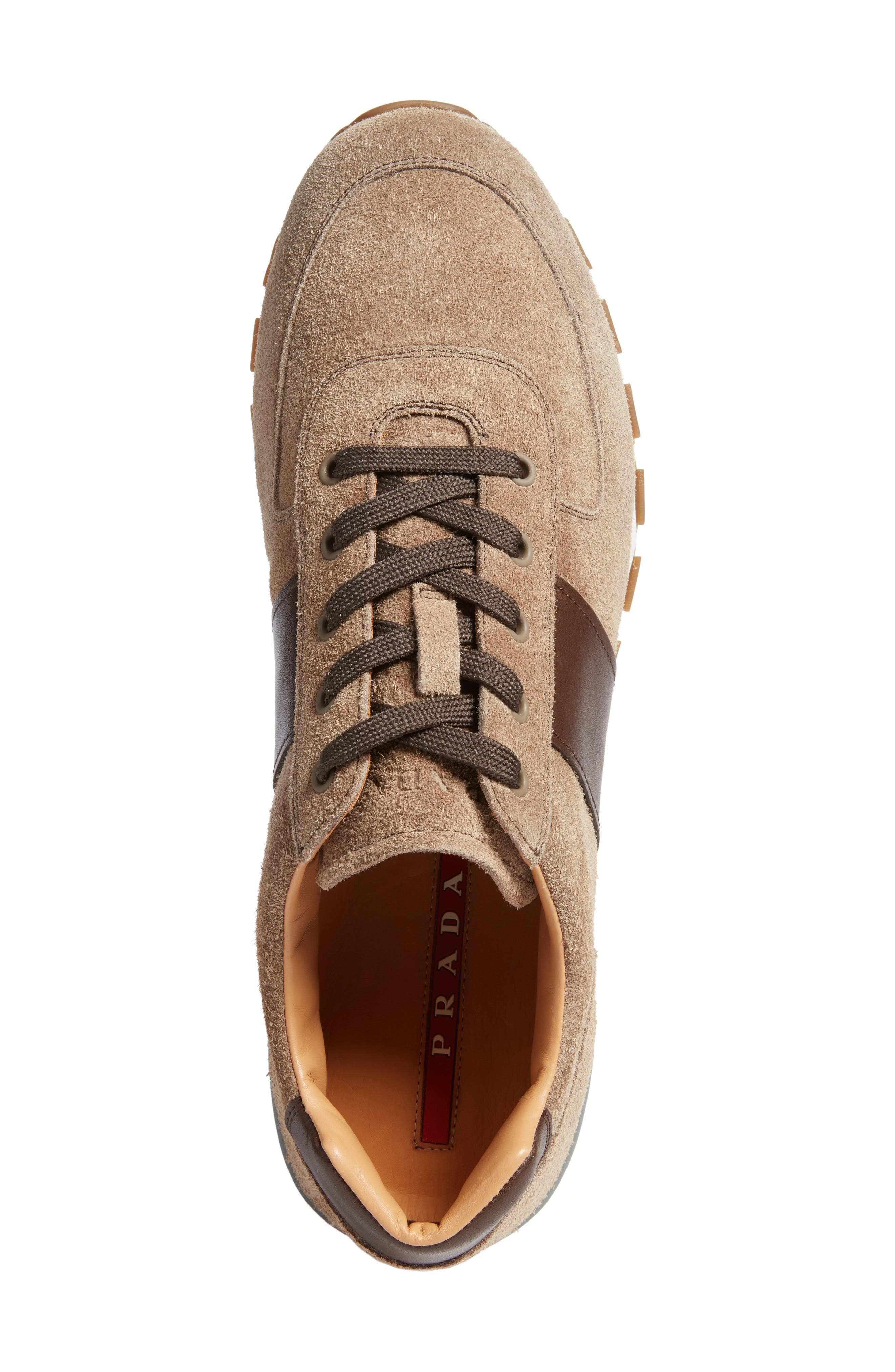 Alternate Image 5  - Prada Sneaker (Men)