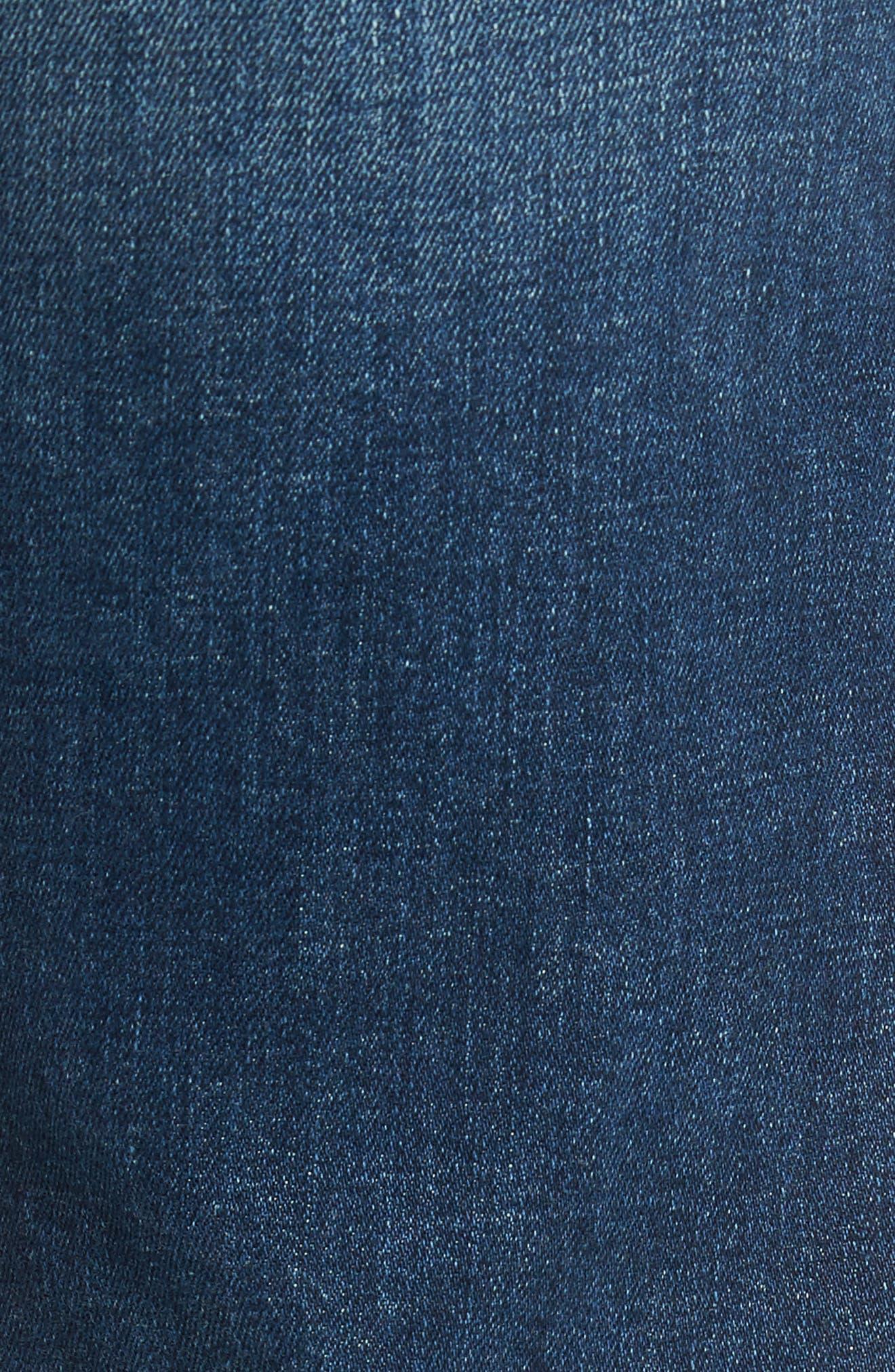 L'Homme Slim Fit Jeans,                             Alternate thumbnail 5, color,                             Salt Lake