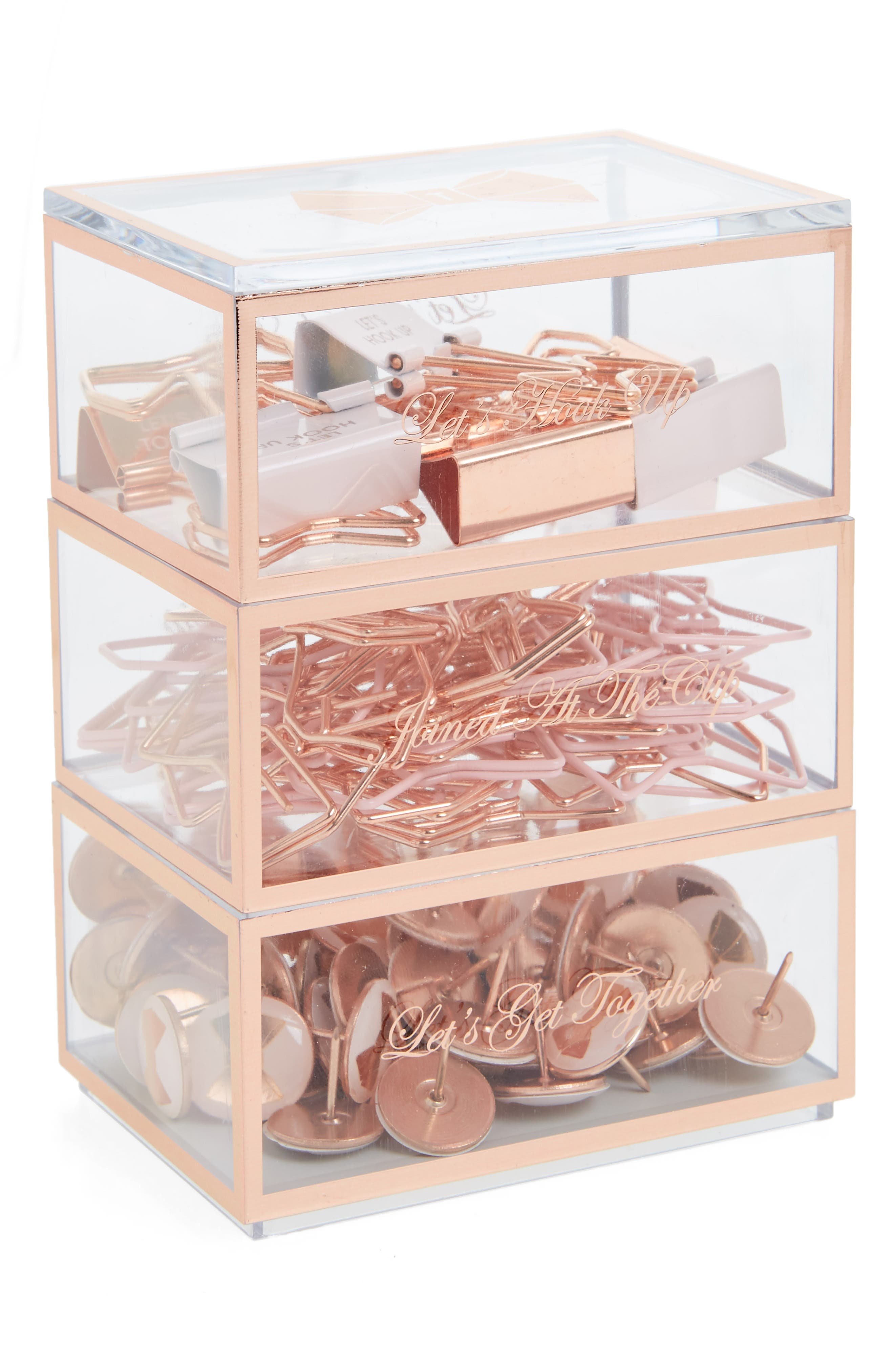 Alternate Image 2  - Ted Baker London Stationery Stack