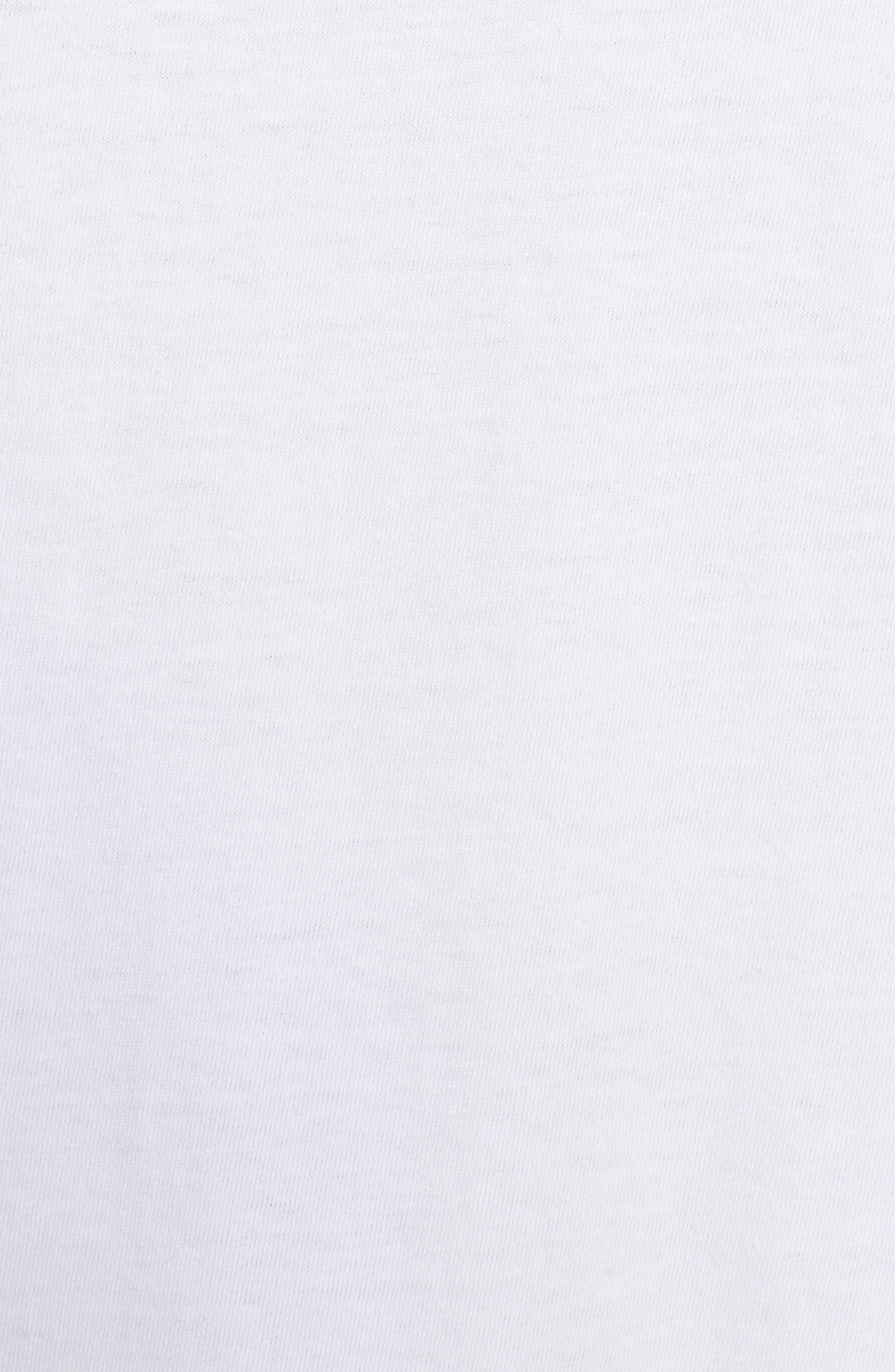 Pigdog T-Shirt,                             Alternate thumbnail 5, color,                             White