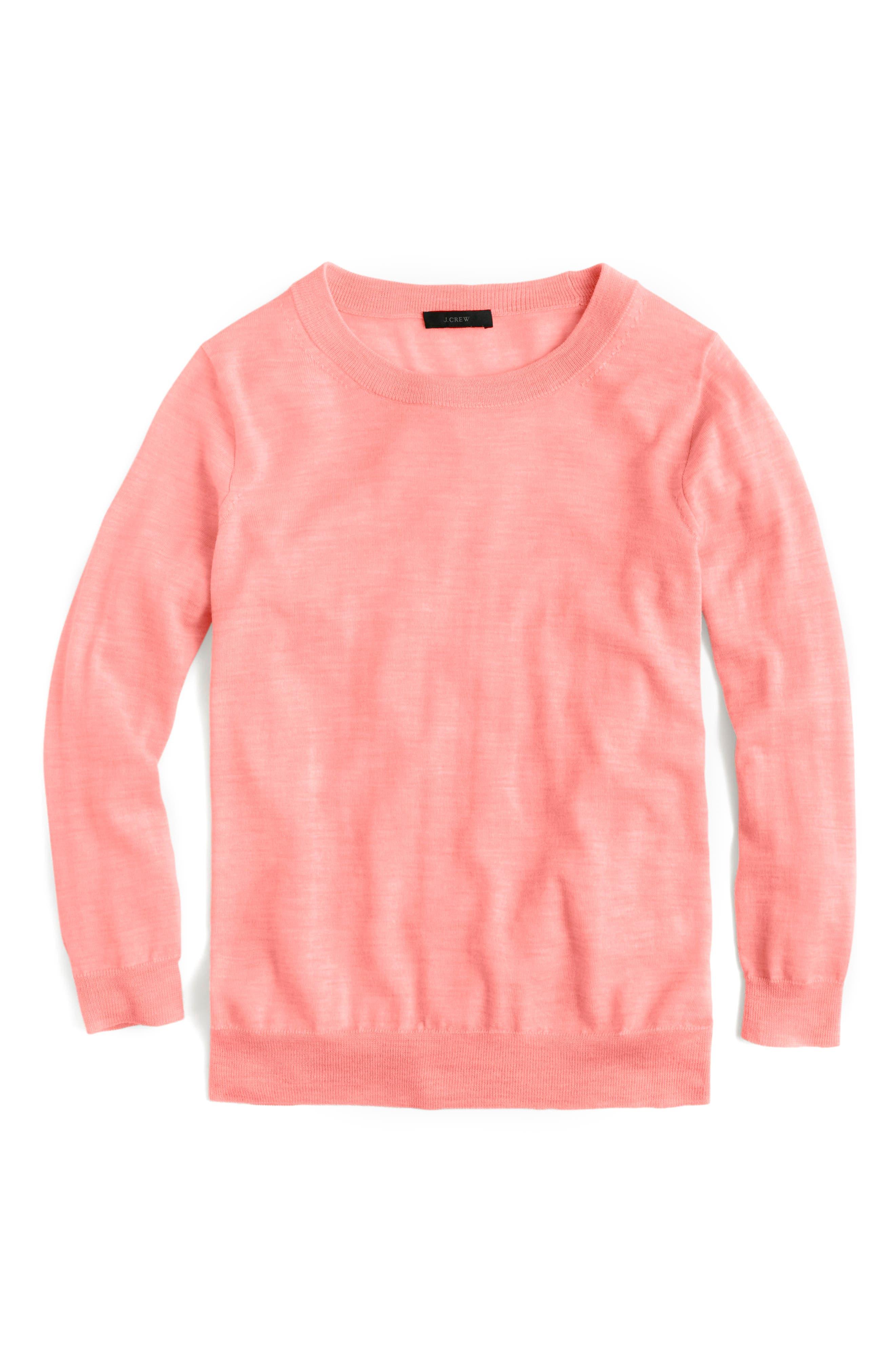 J.Crew Tippi Merino Wool Sweater