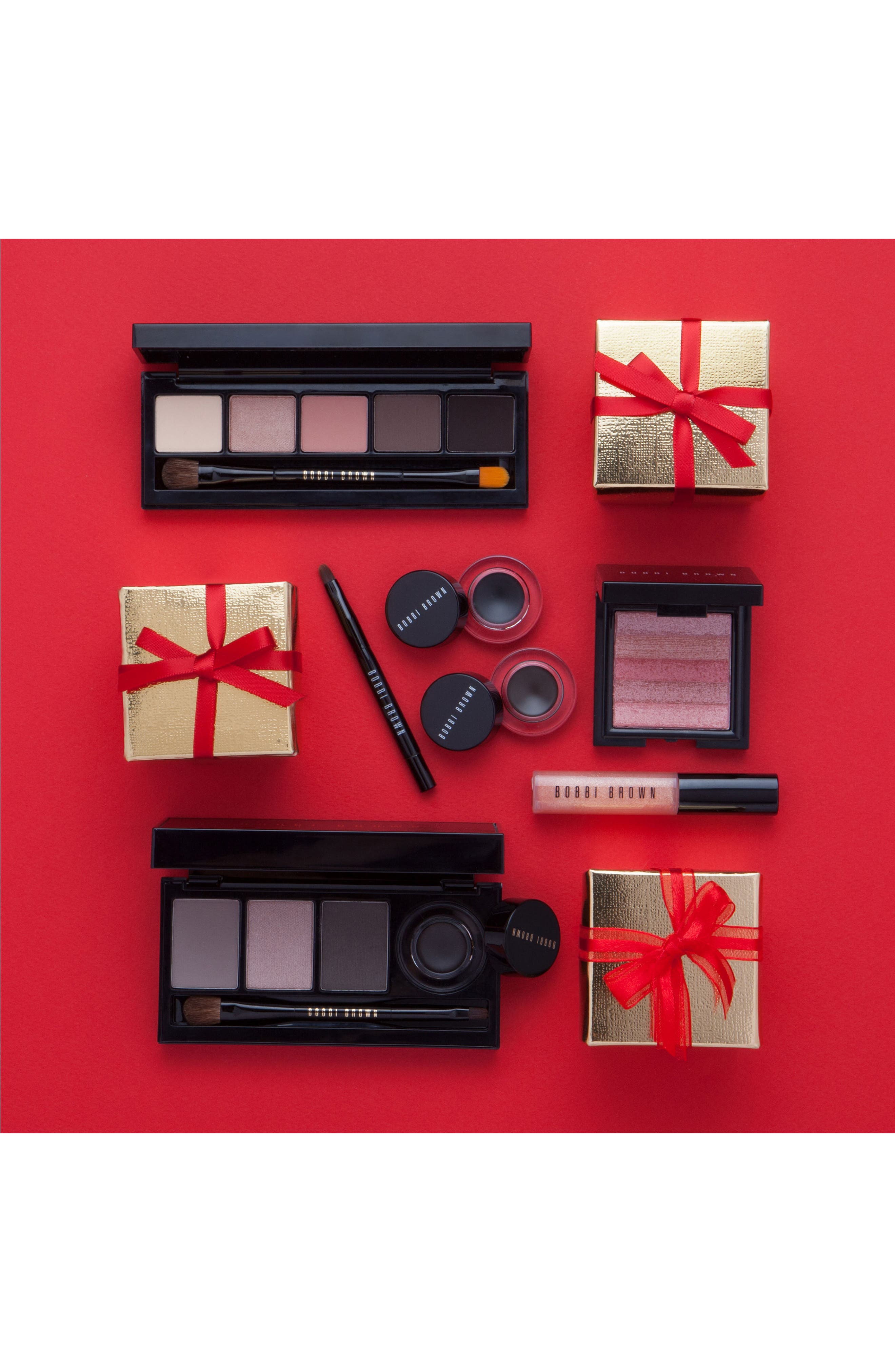 Alternate Image 3  - Bobbi Brown Satin & Caviar Eyeshadow & Long-Wear Gel Eyeliner Palette ($106 Value)