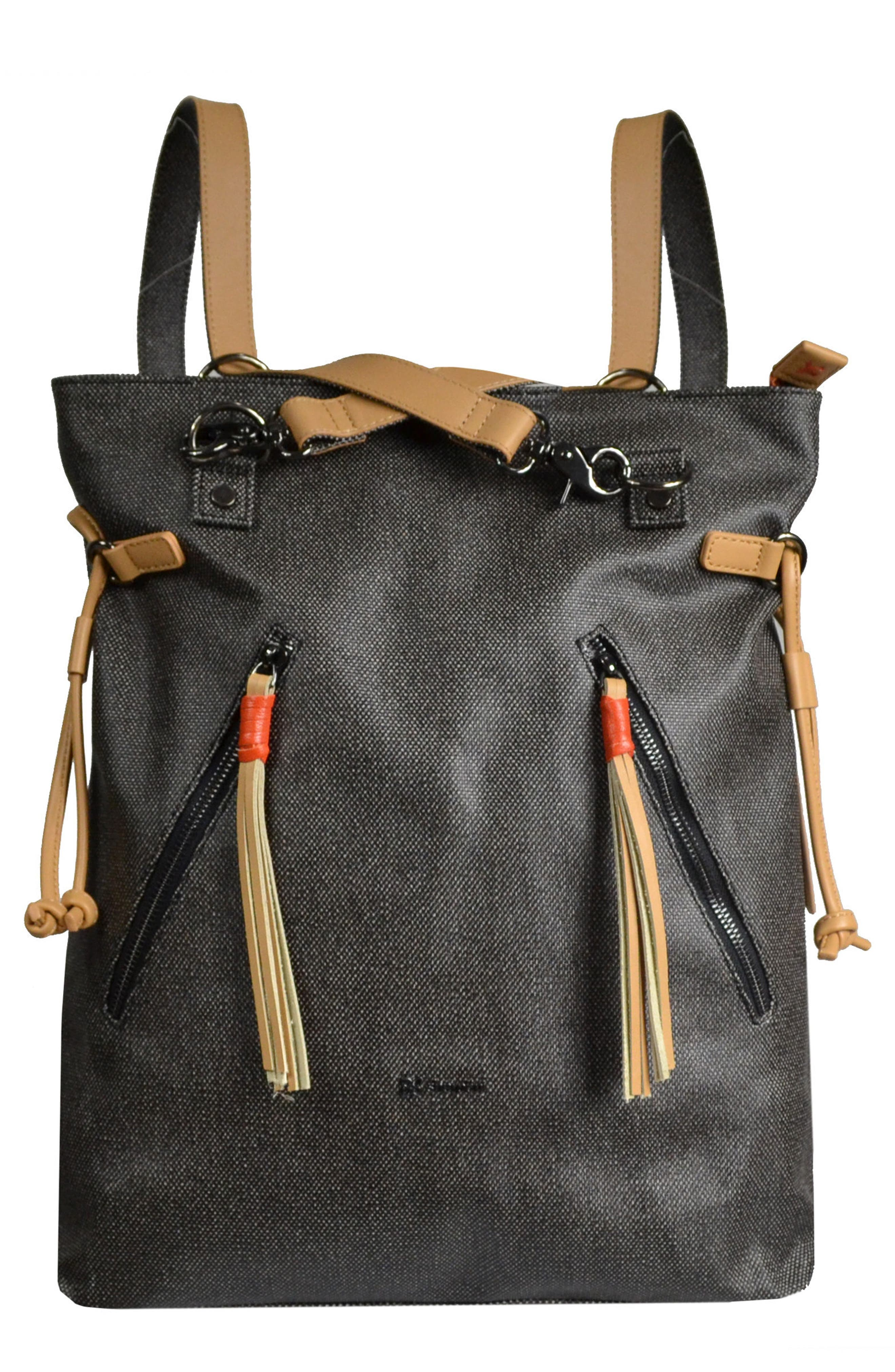 Alternate Image 1 Selected - Sherpani Tempest Canvas Convertible Backpack