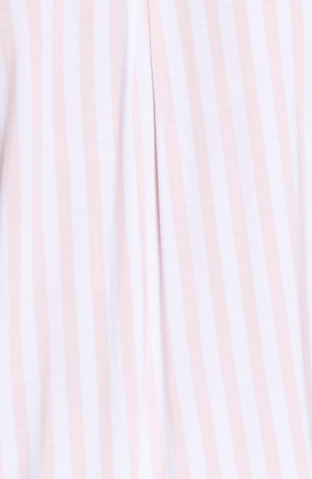 Alternate Image 7  - PJ Salvage Stretch Modal Pajamas & Eye Mask