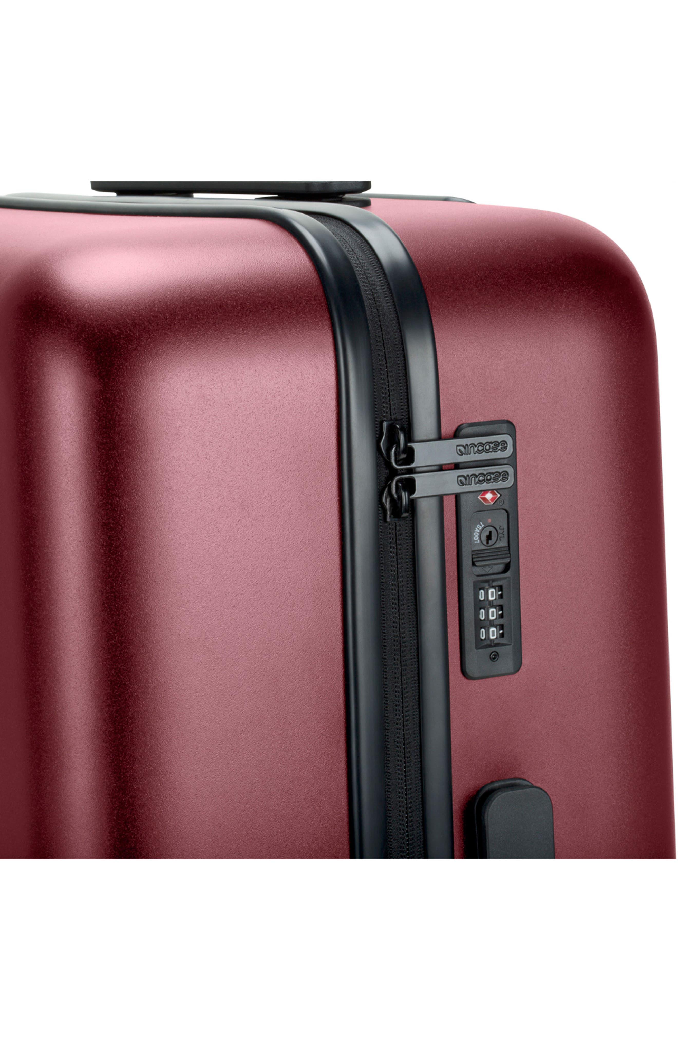 NOVI 31-Inch Hardshell Wheeled Packing Case,                             Alternate thumbnail 10, color,                             Deep Red