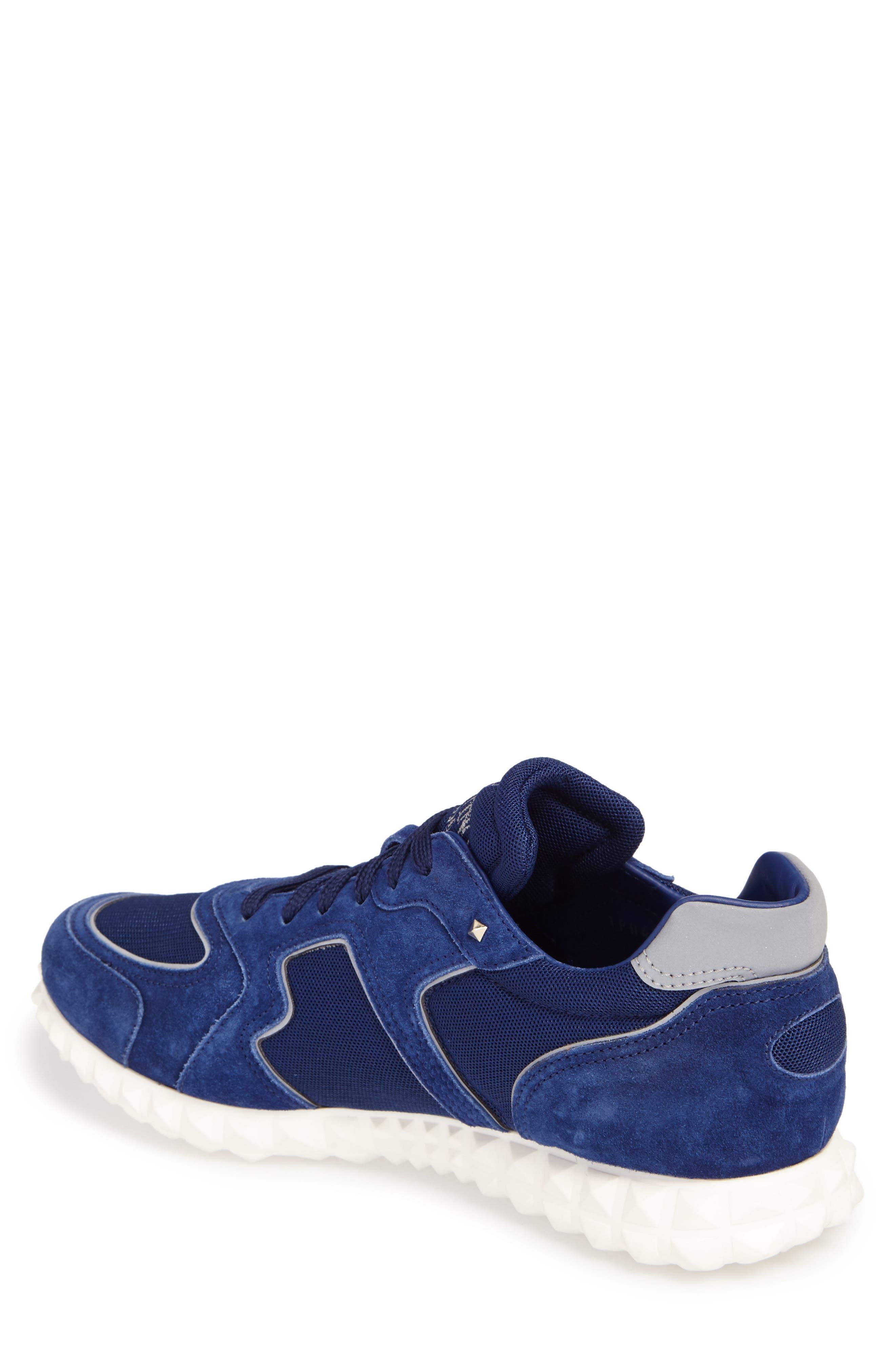Soul AM Sneaker,                             Alternate thumbnail 2, color,                             Blue Royal/ Blue Royal