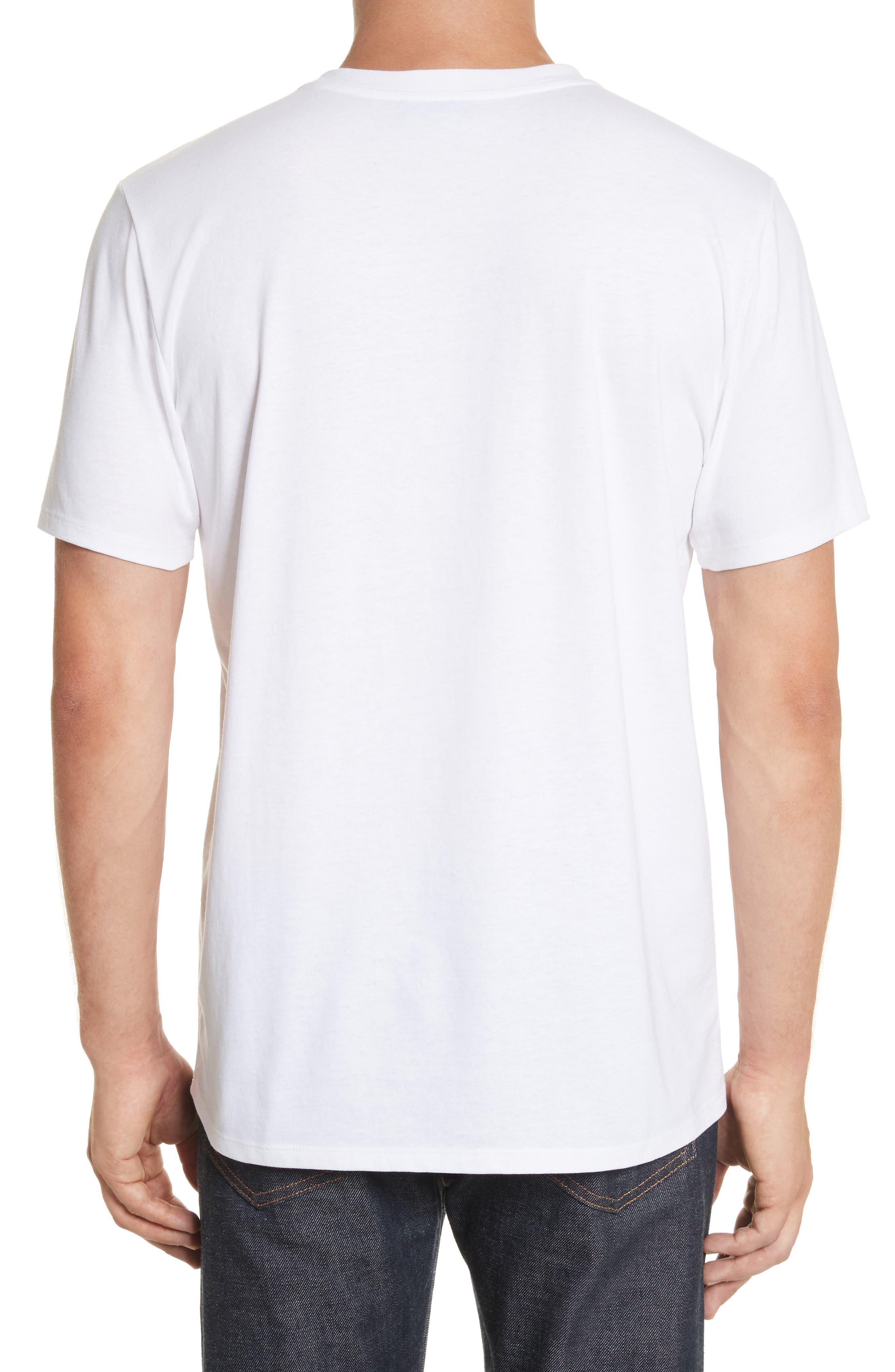 Alternate Image 2  - A.P.C. Serpentin T-Shirt