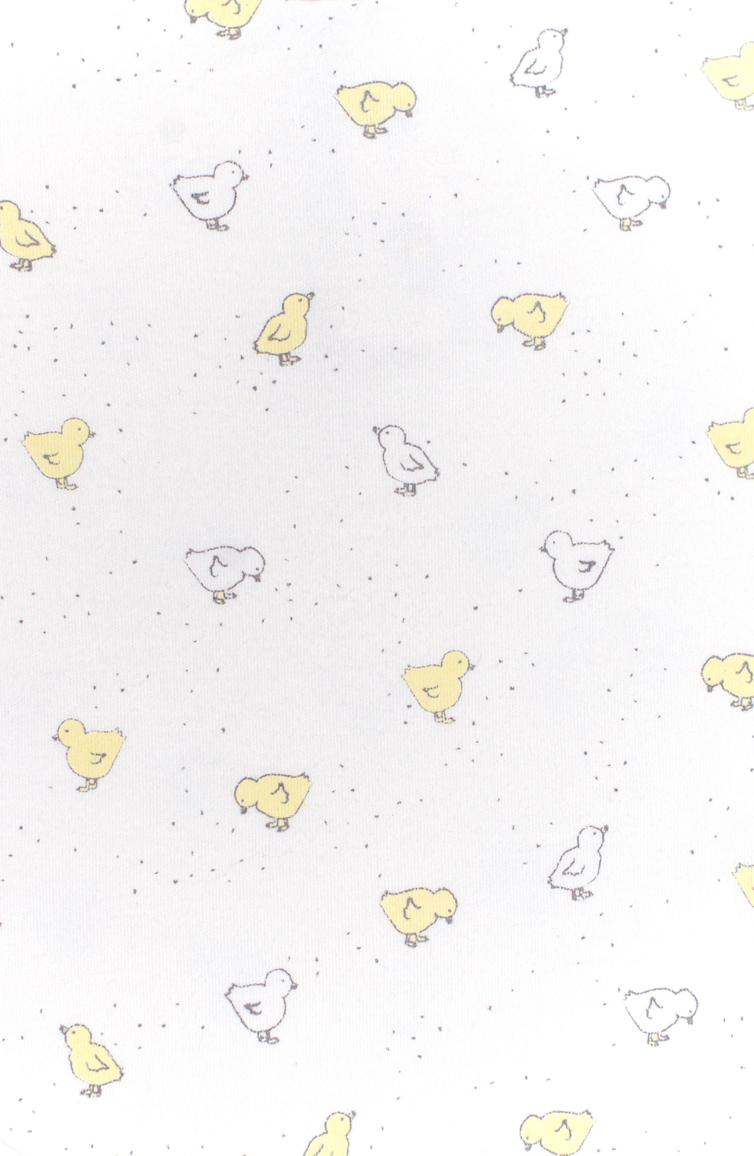 Alternate Image 2  - Petit Pehr Baby Chick Romper (Baby)