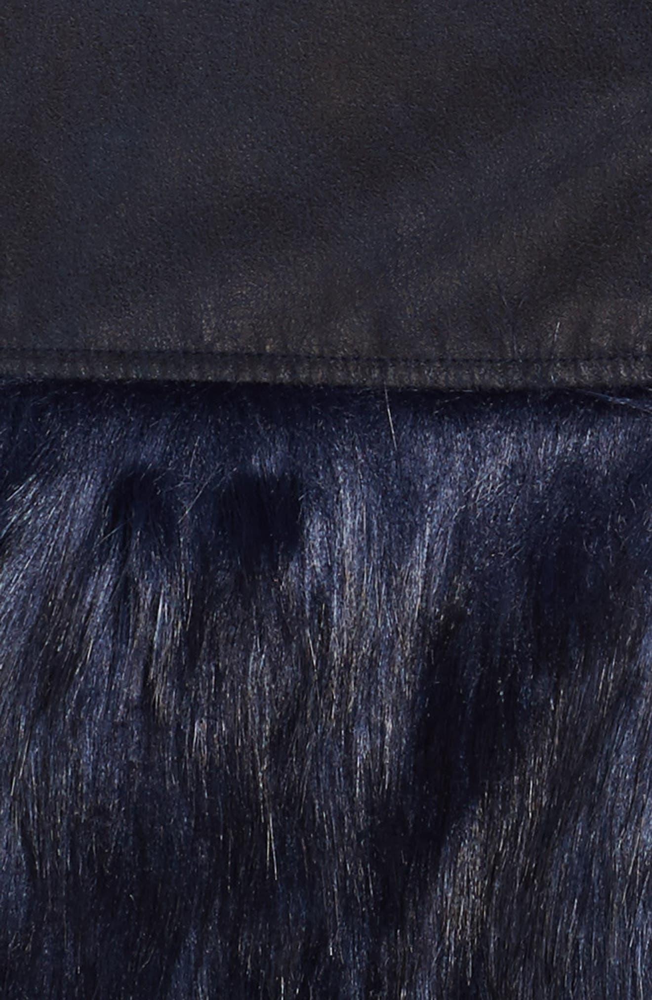 Alternate Image 3  - Appaman Eve Faux Fur Dress (Toddler Girls, Little Girls & Big Girls)