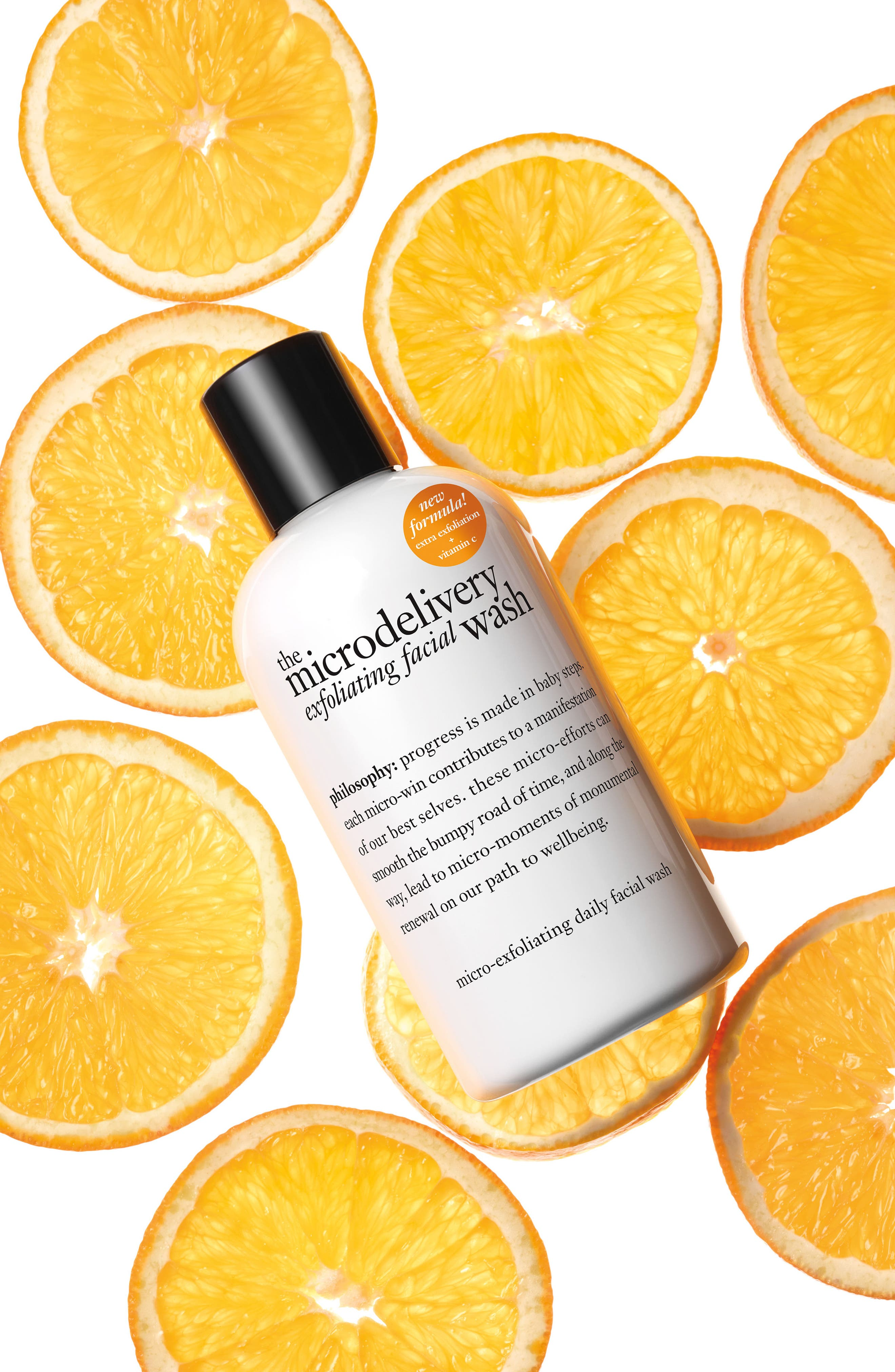 the microdelivery exfoliating facial wash,                             Alternate thumbnail 7, color,                             No Color