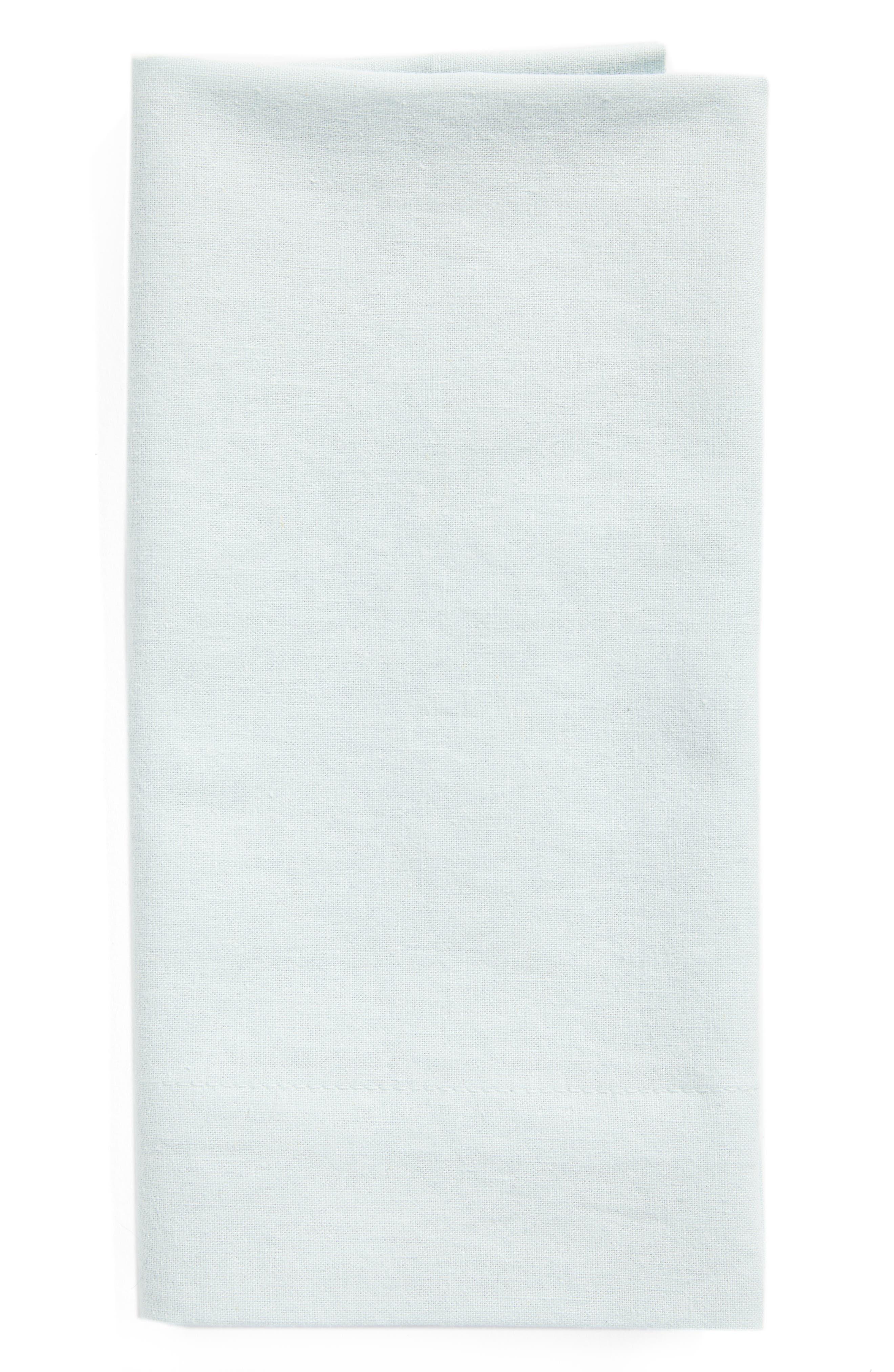 Levtex Washed Linen Napkin