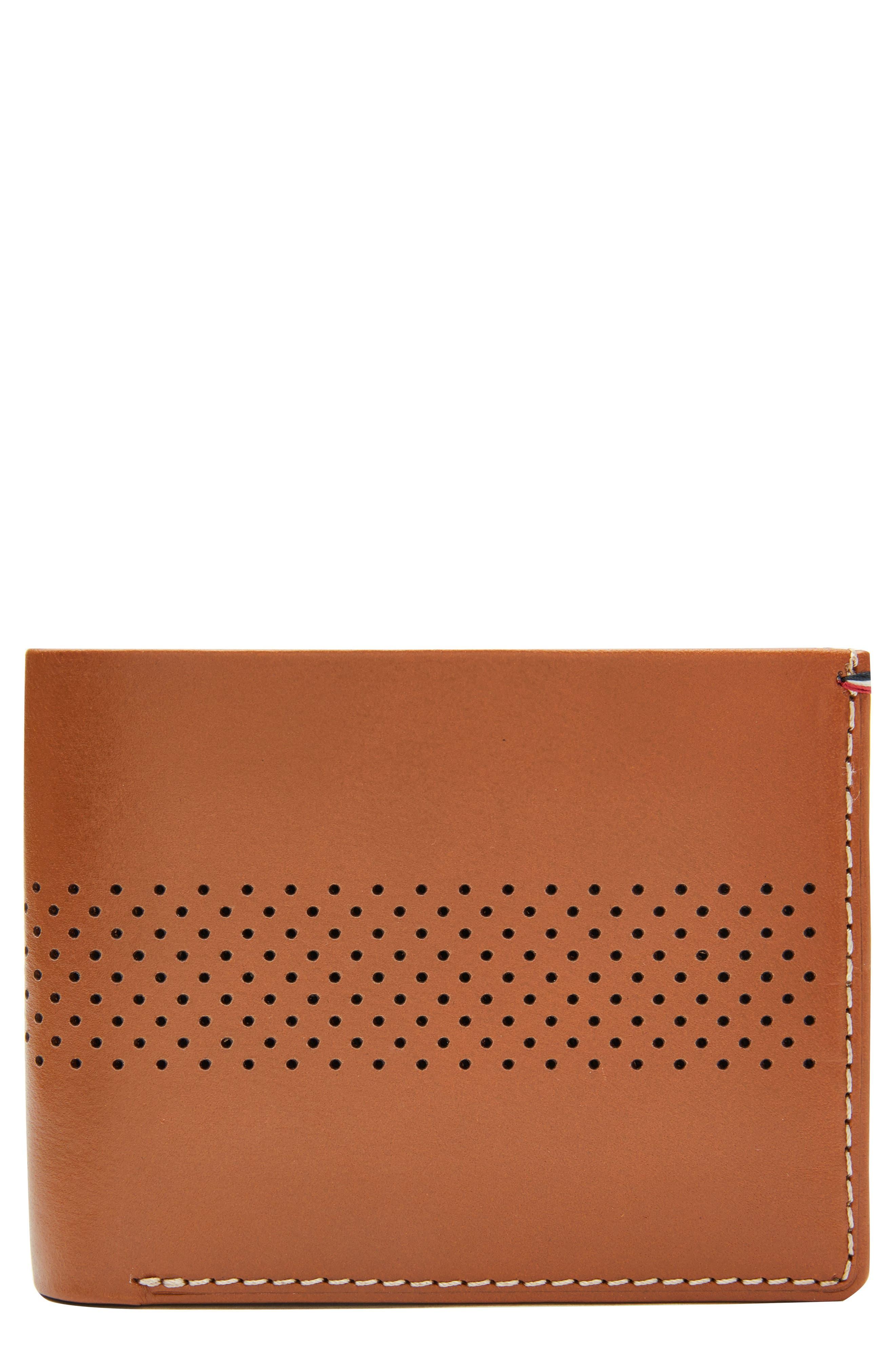 Alternate Image 1 Selected - Jack Mason Leather Wallet