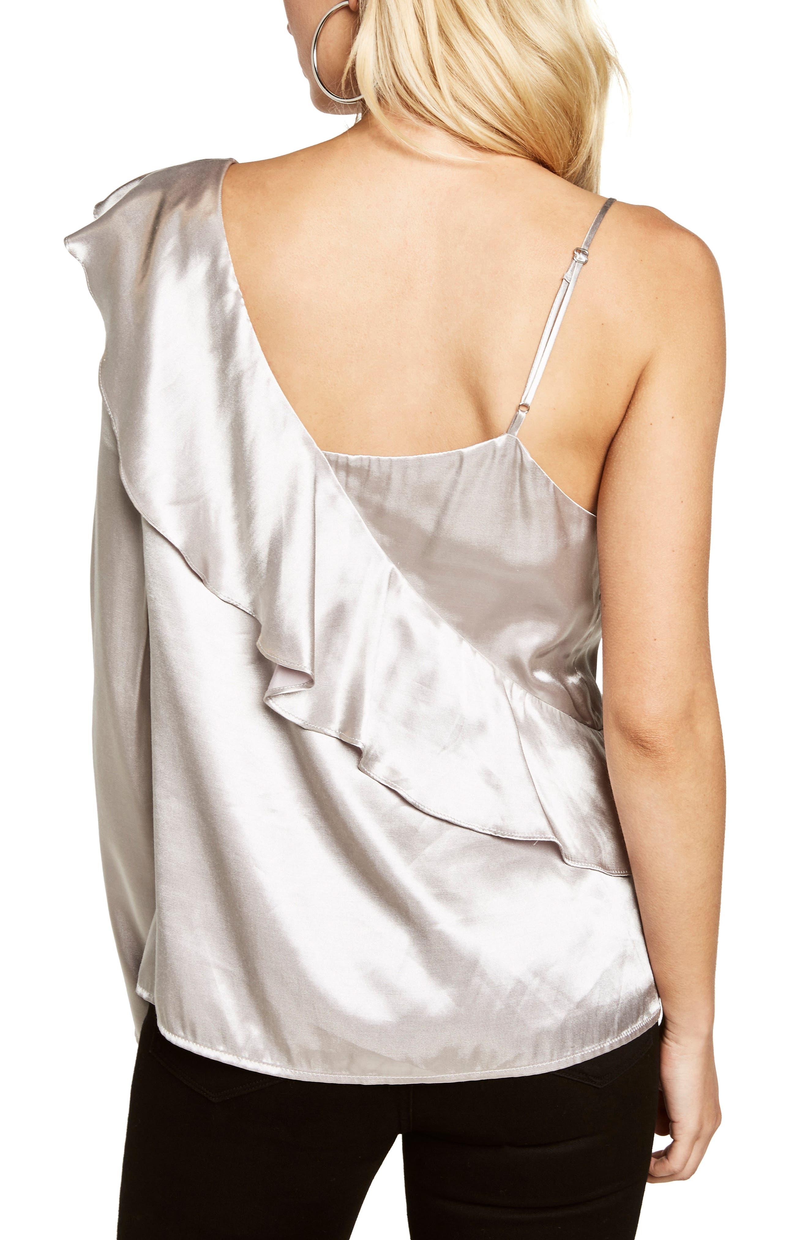 Alternate Image 2  - Bardot Frill Off the Shoulder Top