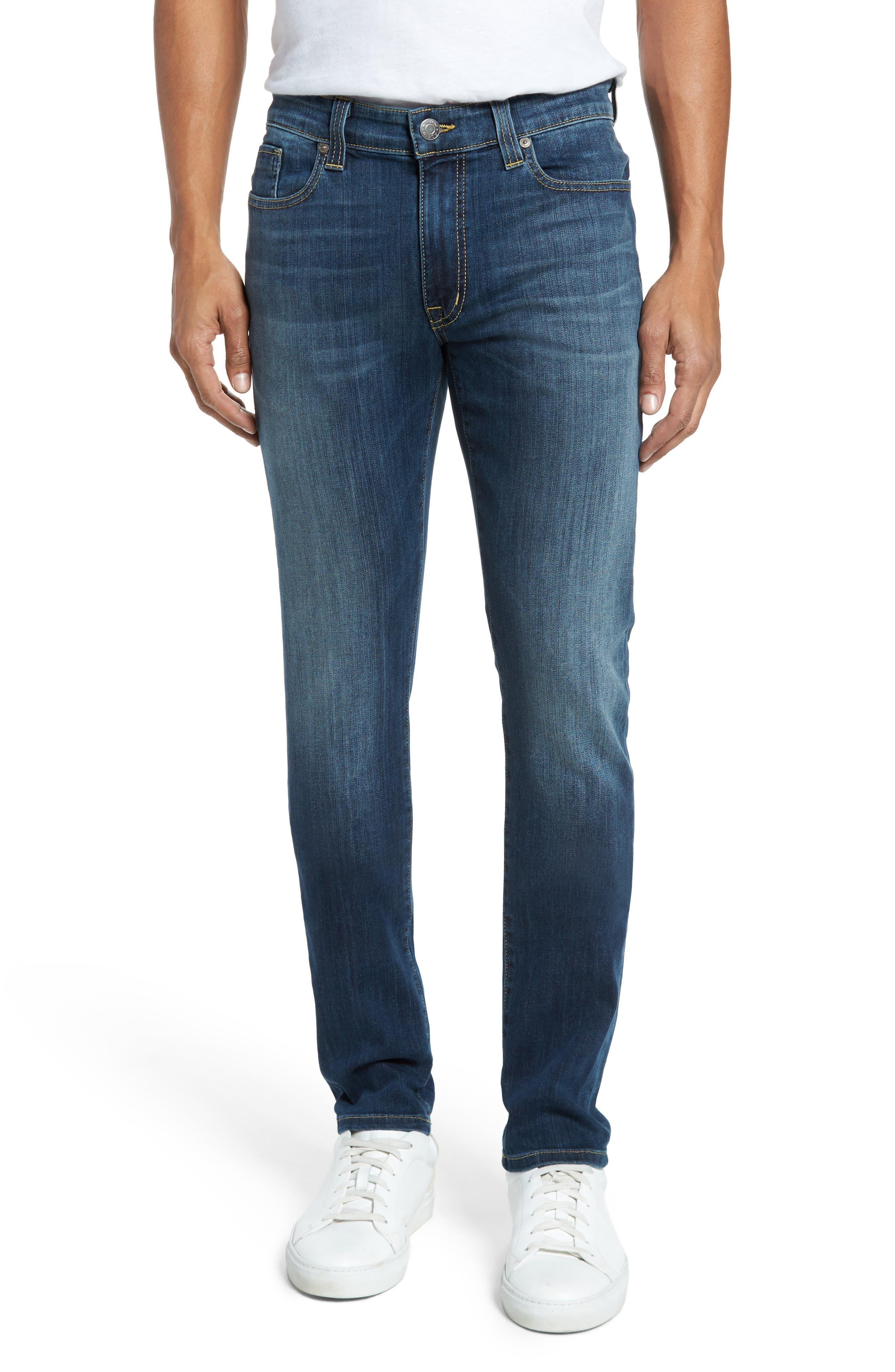 Main Image - Fidelity Denim Torino Slim Fit Jeans (Providence)