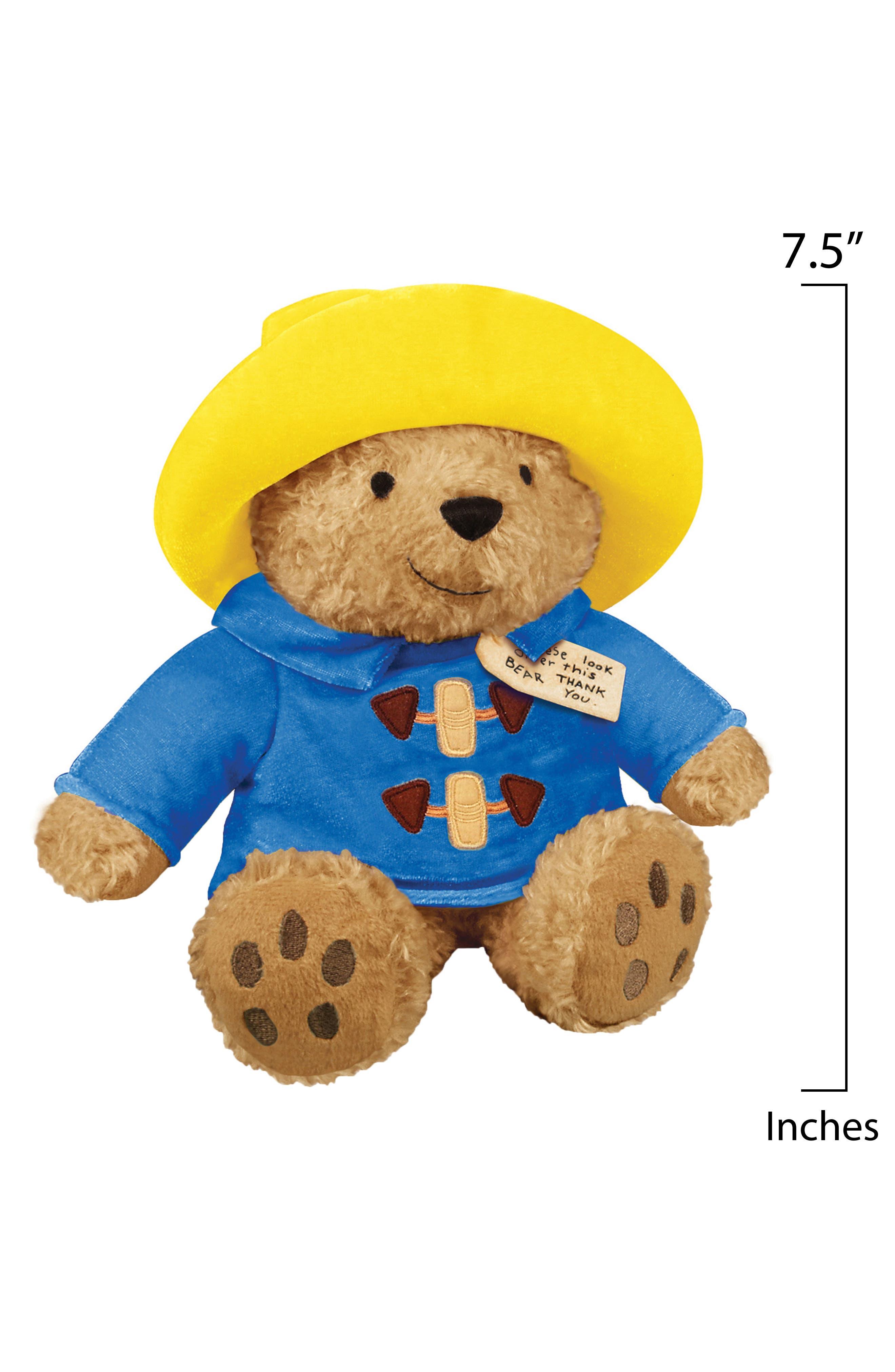 My Friend Paddington Stuffed Toy,                             Alternate thumbnail 2, color,                             Blue