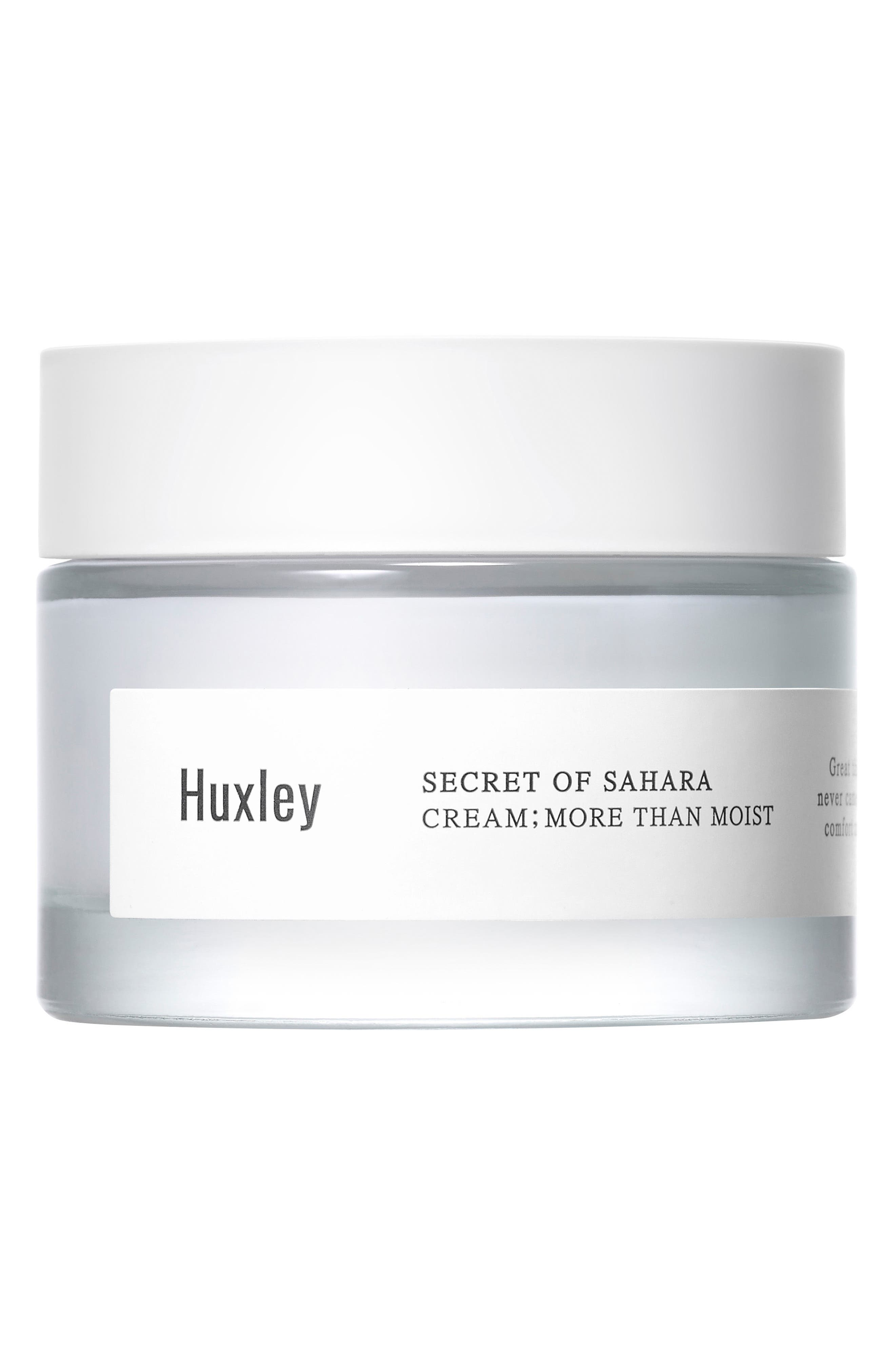 Alternate Image 1 Selected - Huxley Secret of Sahara More Than Moist Nourishing Cream