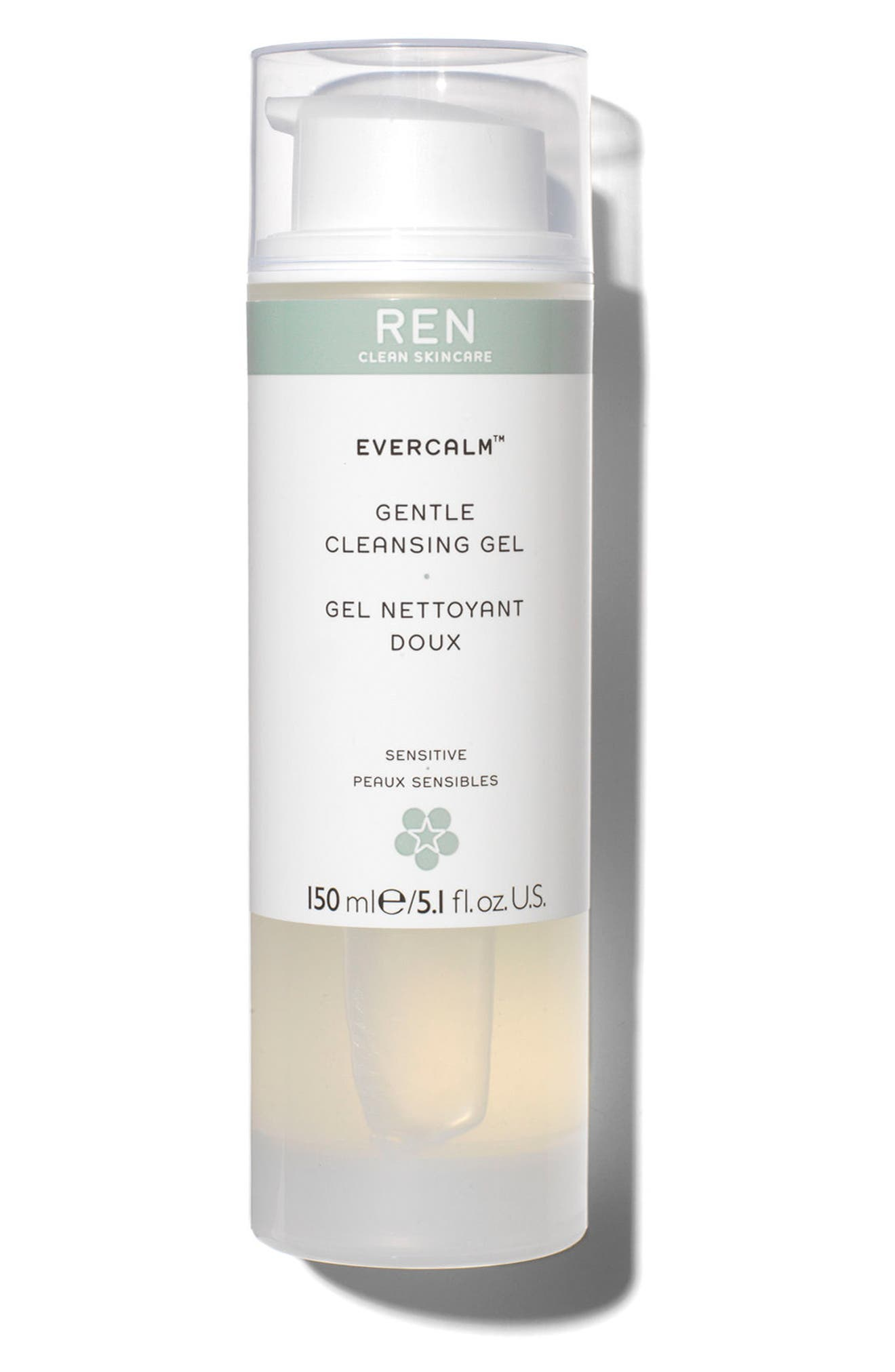 SPACE.NK.apothecary REN Evercalm™ Gentle Cleansing Gel